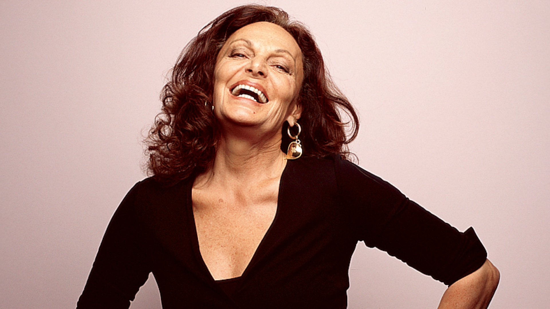 Diane von Furstenberg in 2005: From Icon to Has-Been and Back Again