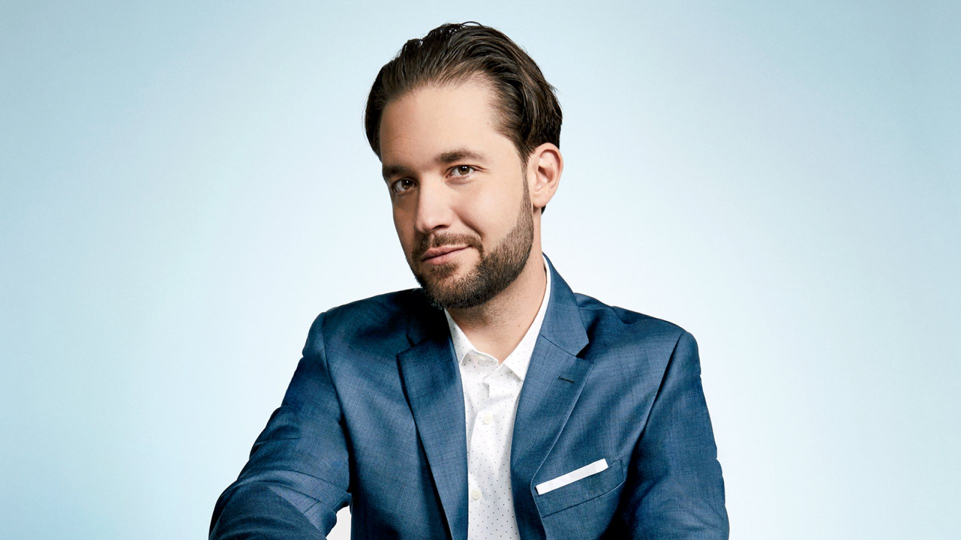 How Reddit's Alexis Ohanian Stays Productive--Even on Travel Days