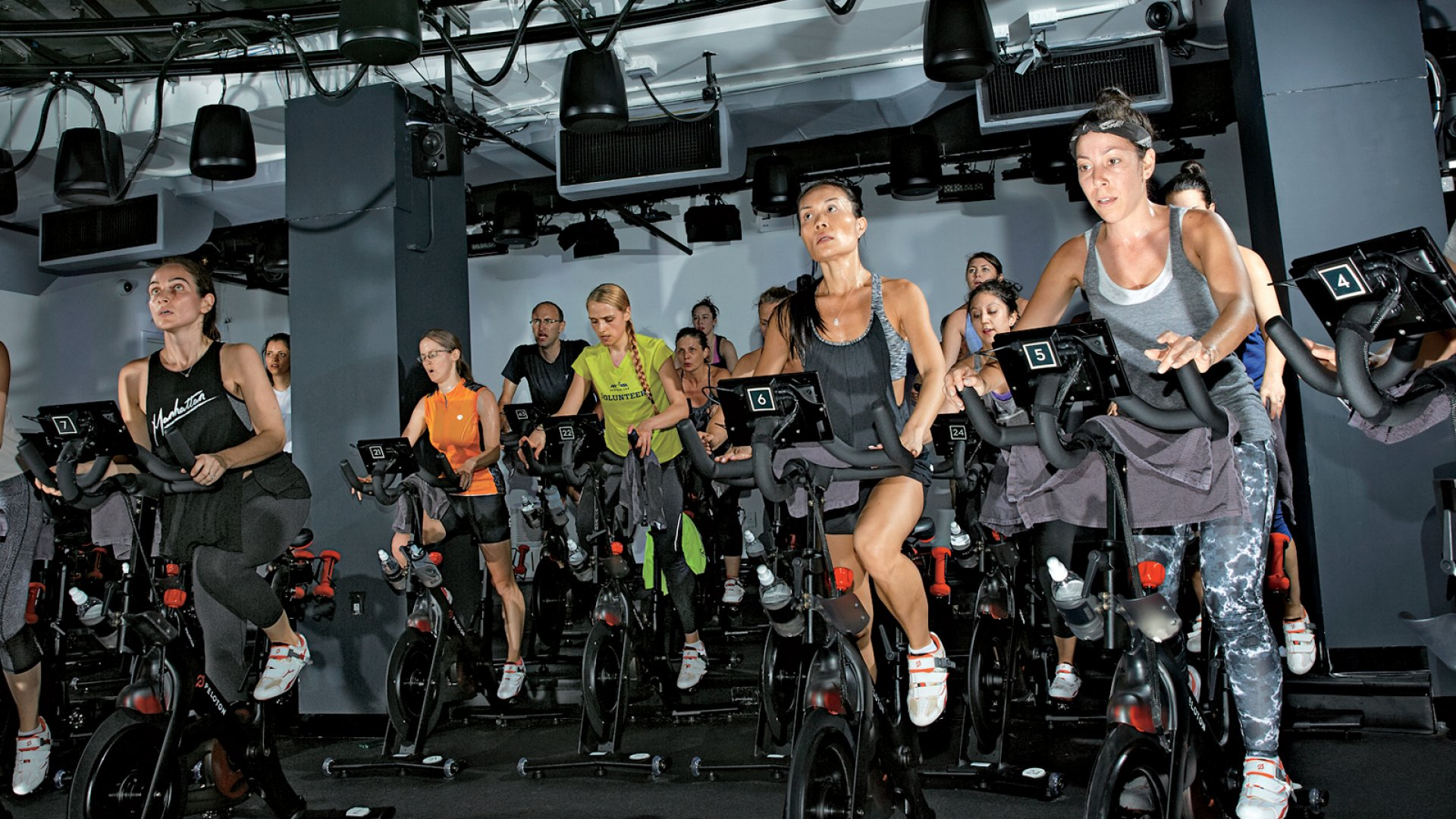 Peloton's customers have shown such devotion that some have tattoos of the company's logo.