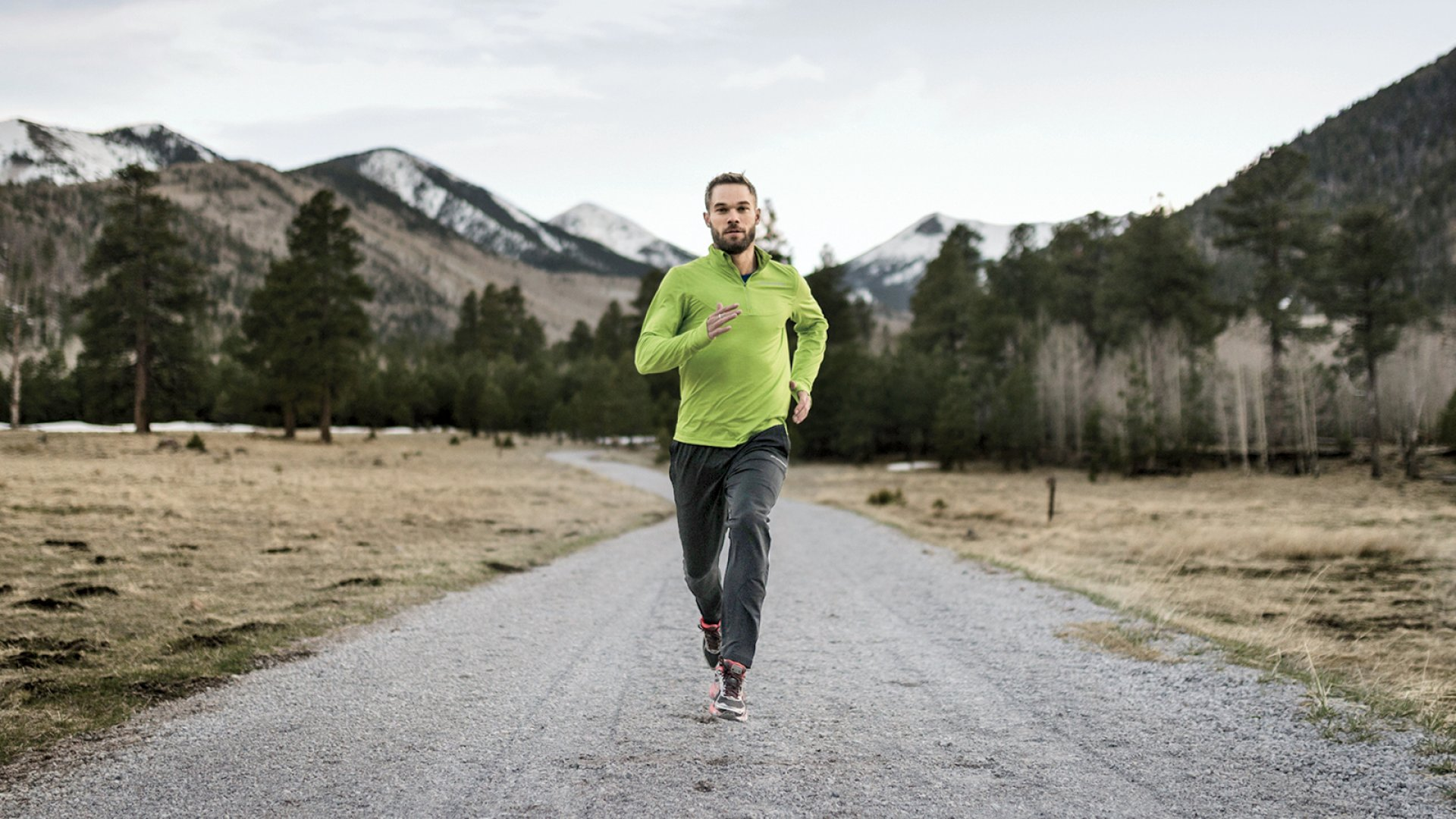 Olympian runner Nick Symmonds.