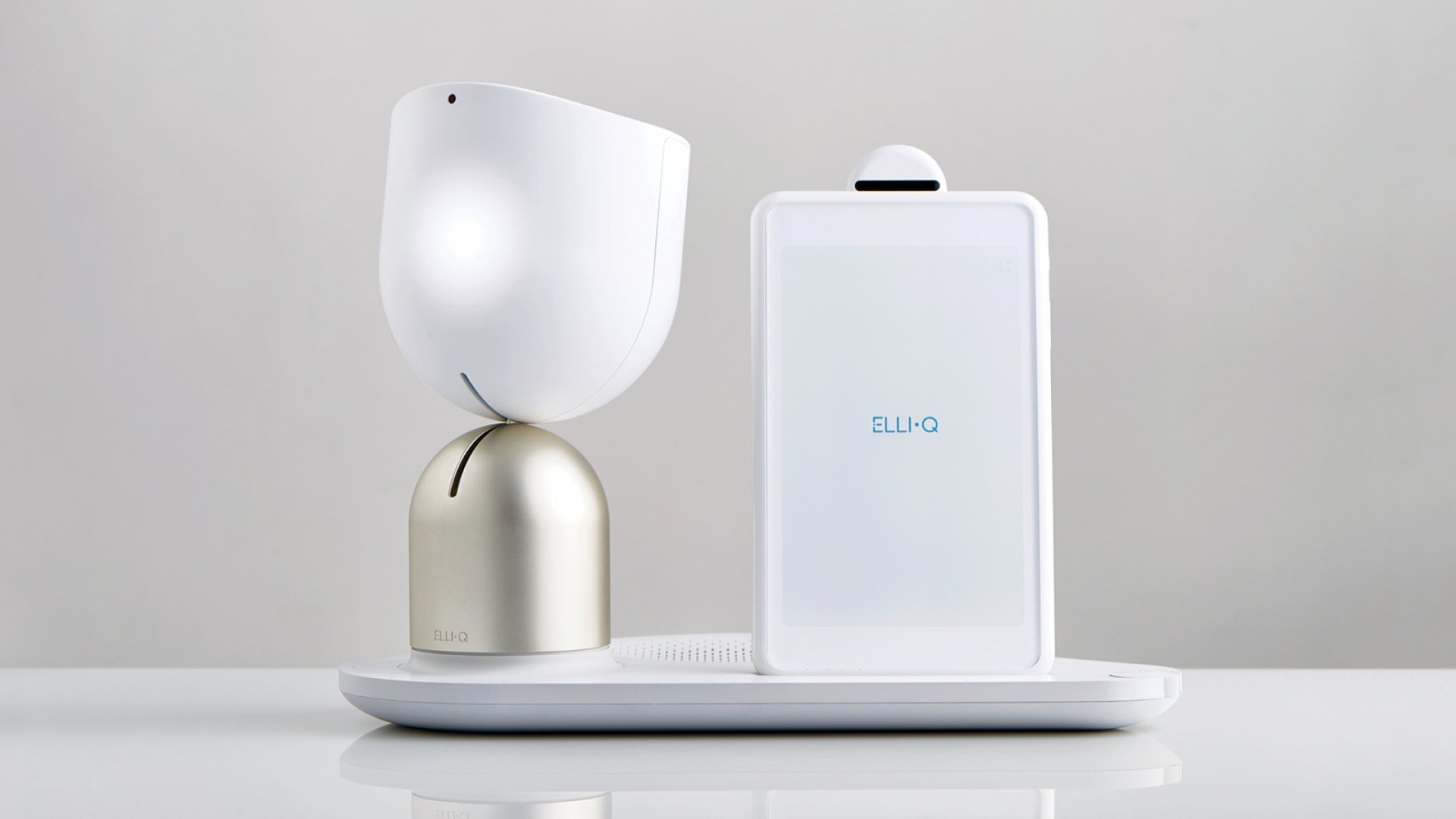 To make ElliQ friendly for seniors, the designers thought more <i>Toy Story</i> and less <i>Transformers</i>.