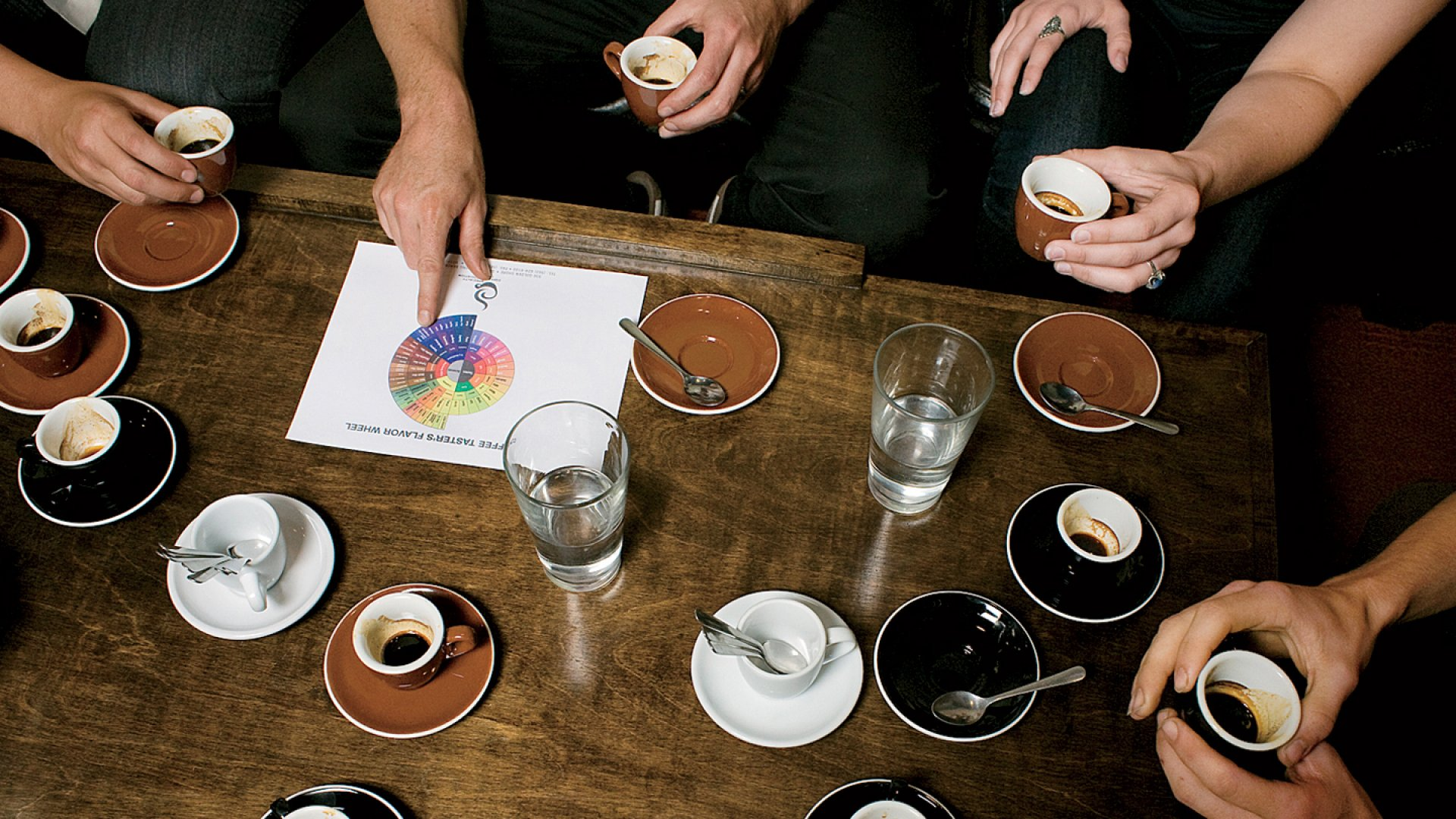 Can Coffee Shop Noises Make You More Creative?