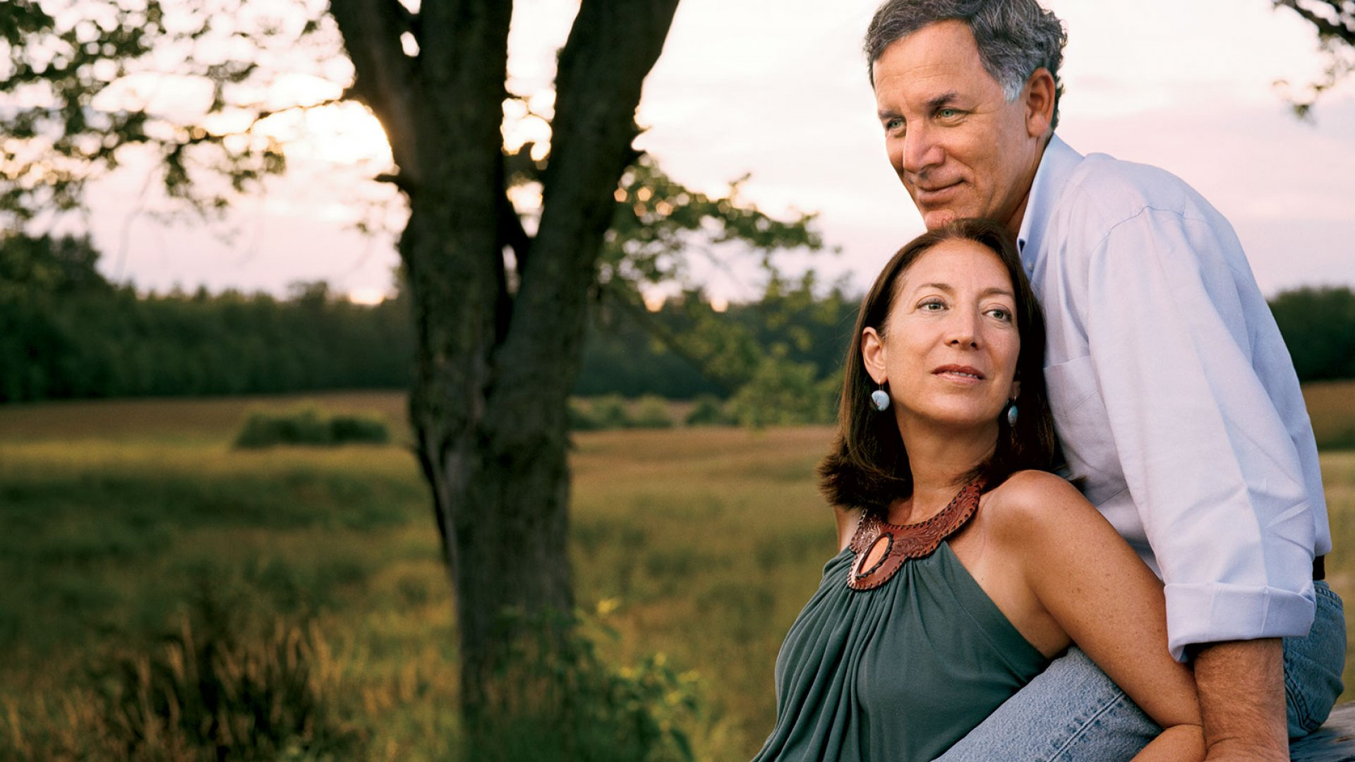 The author and husband, Gary, July 2008. His yogurt company, Stonyfield Farm, was ranked No. 113 on the Inc. 500 in 1990. At the time, Meg was skeptical of its long-term prospects.