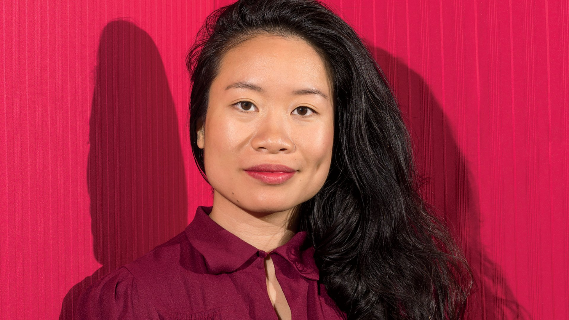 Nancy Hua, founder of the app-testing firm Apptimize, which works with companies like Starbucks and HotelTonight.