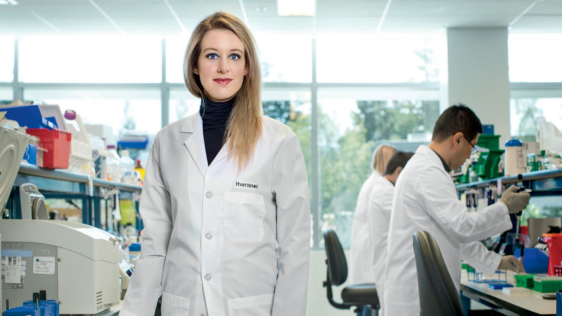 Theranos was in stealth mode for 10 years—a third of Elizabeth Holmes's life. Yet it's still early days for her $10 billion lab test company.