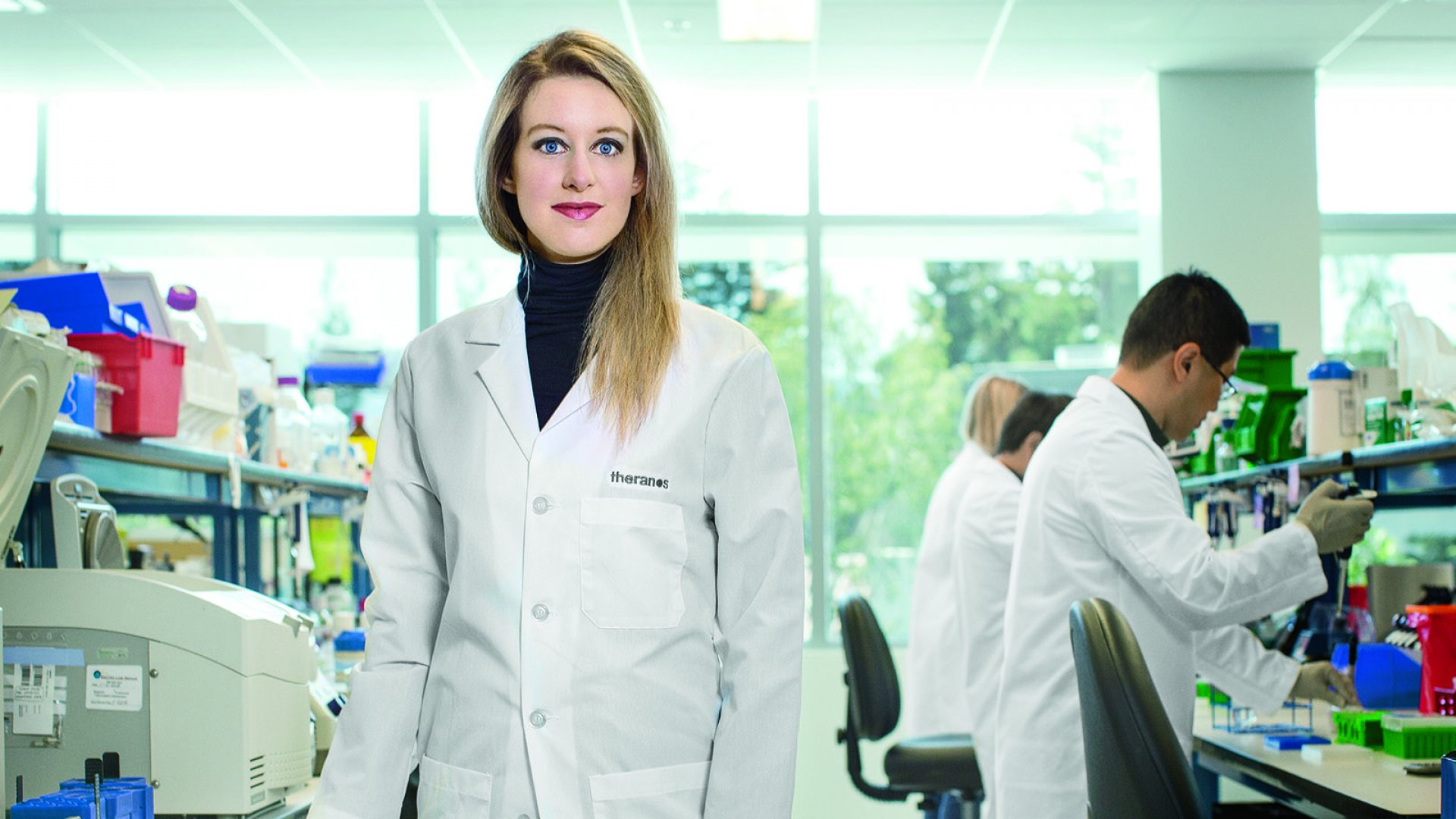 Theranos CEO Elizabeth Holmes has been banned from running a clinical lab for two years.