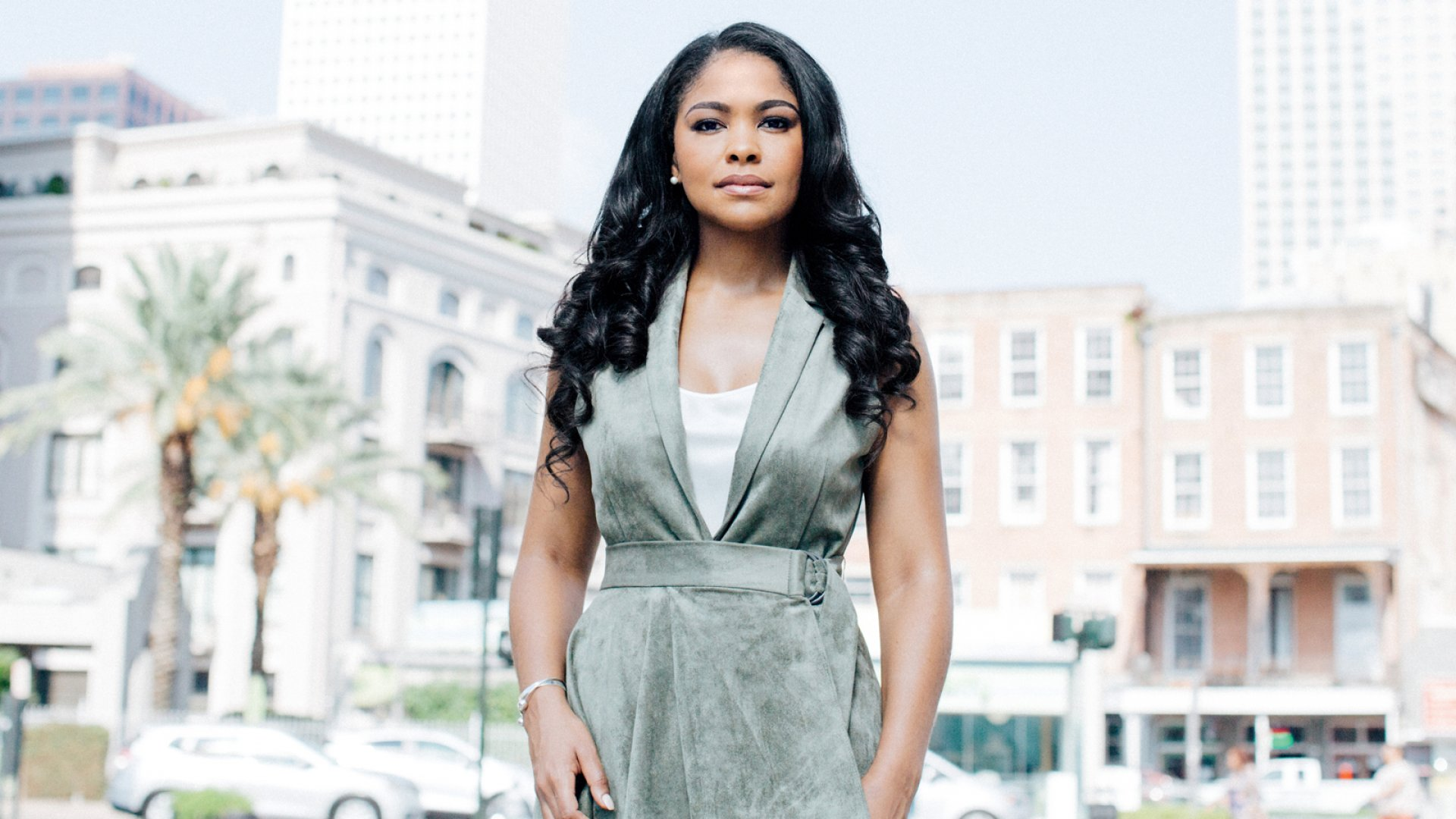 Sevetri Wilson, founder of Resilia, a New Orleans-based nonprofit consulting agency.