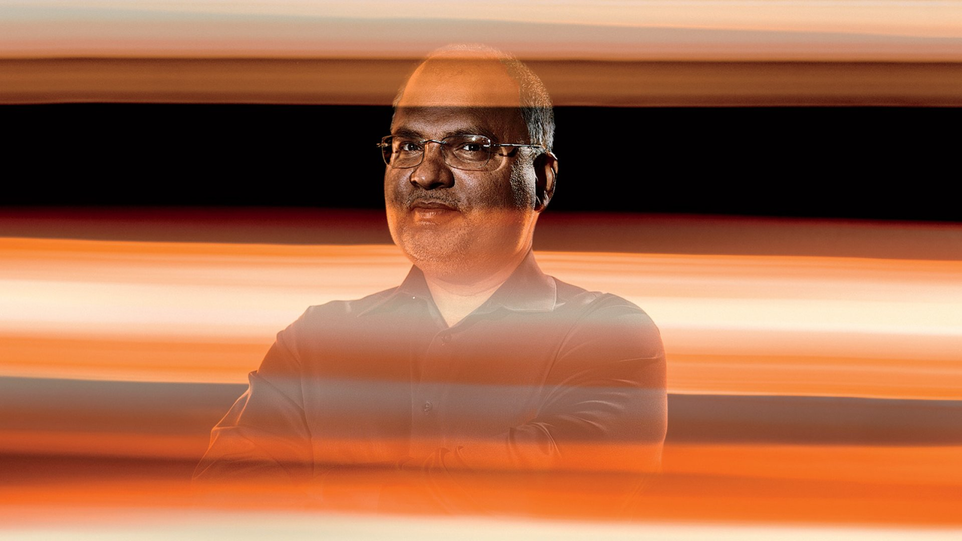 Jahangir Mohammed didn't create the internet of things--but his company, Jasper, runs the software connecting much of it.