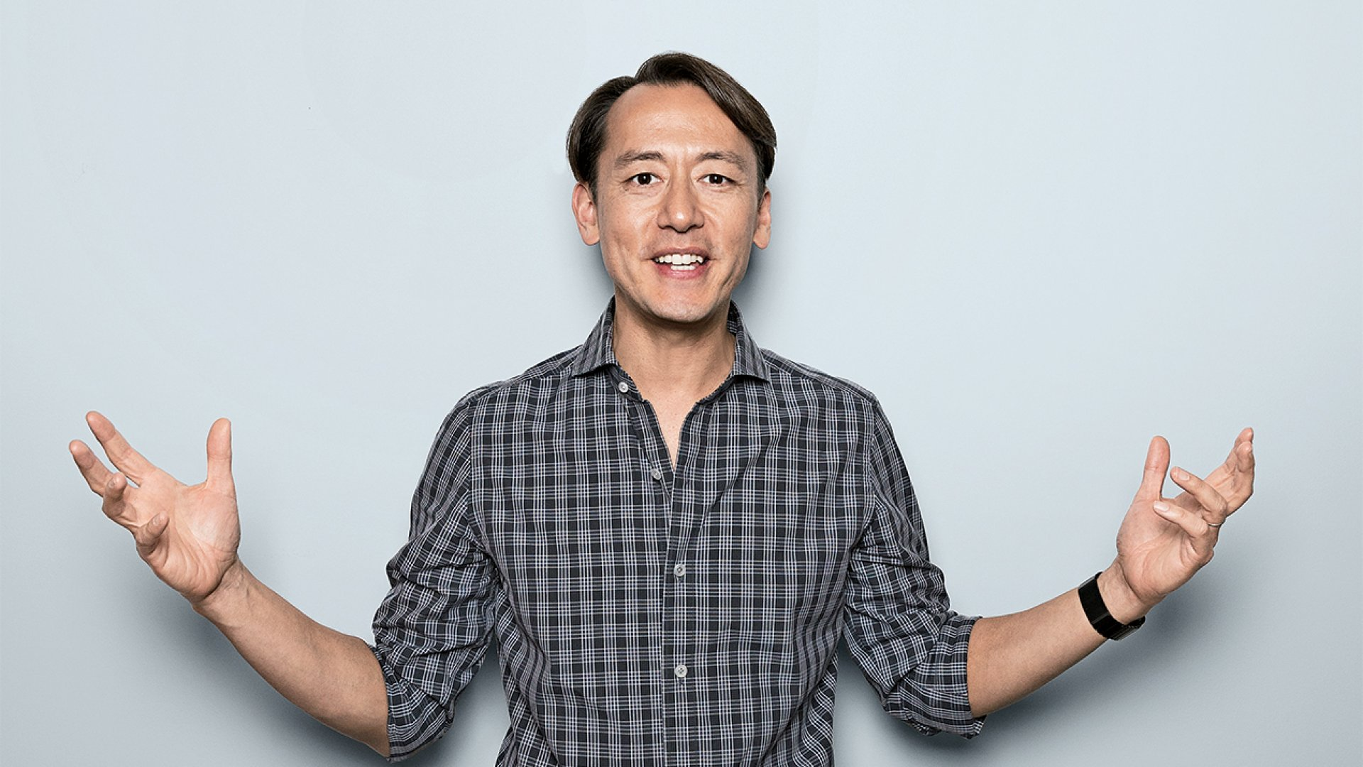 MailChimp co-founder and CEO Ben Chestnut.