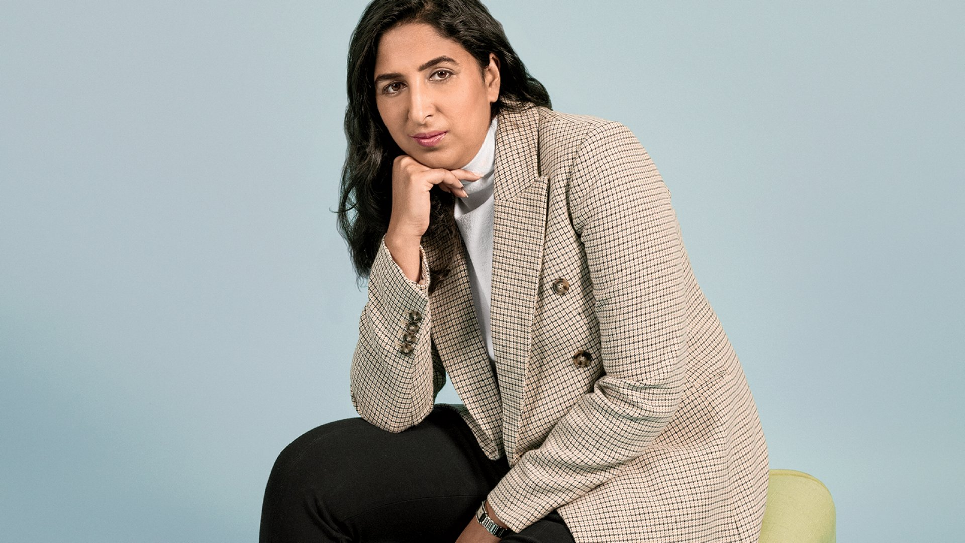 nVision Medical founder Surbhi Sarna, 33, was also featured in <i>Inc.</i>'s Female Founders 100 list in October.