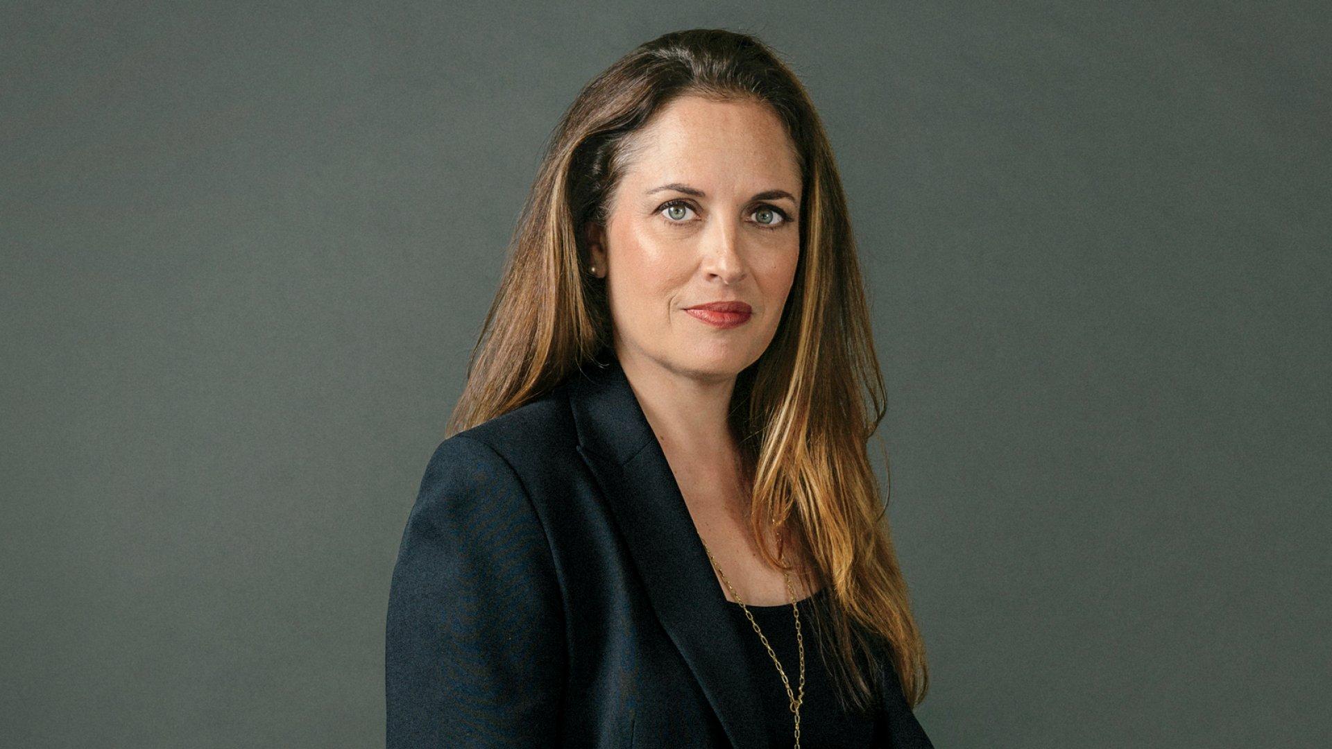Ingrid Saden, co-founder of Boolean Girl Tech.