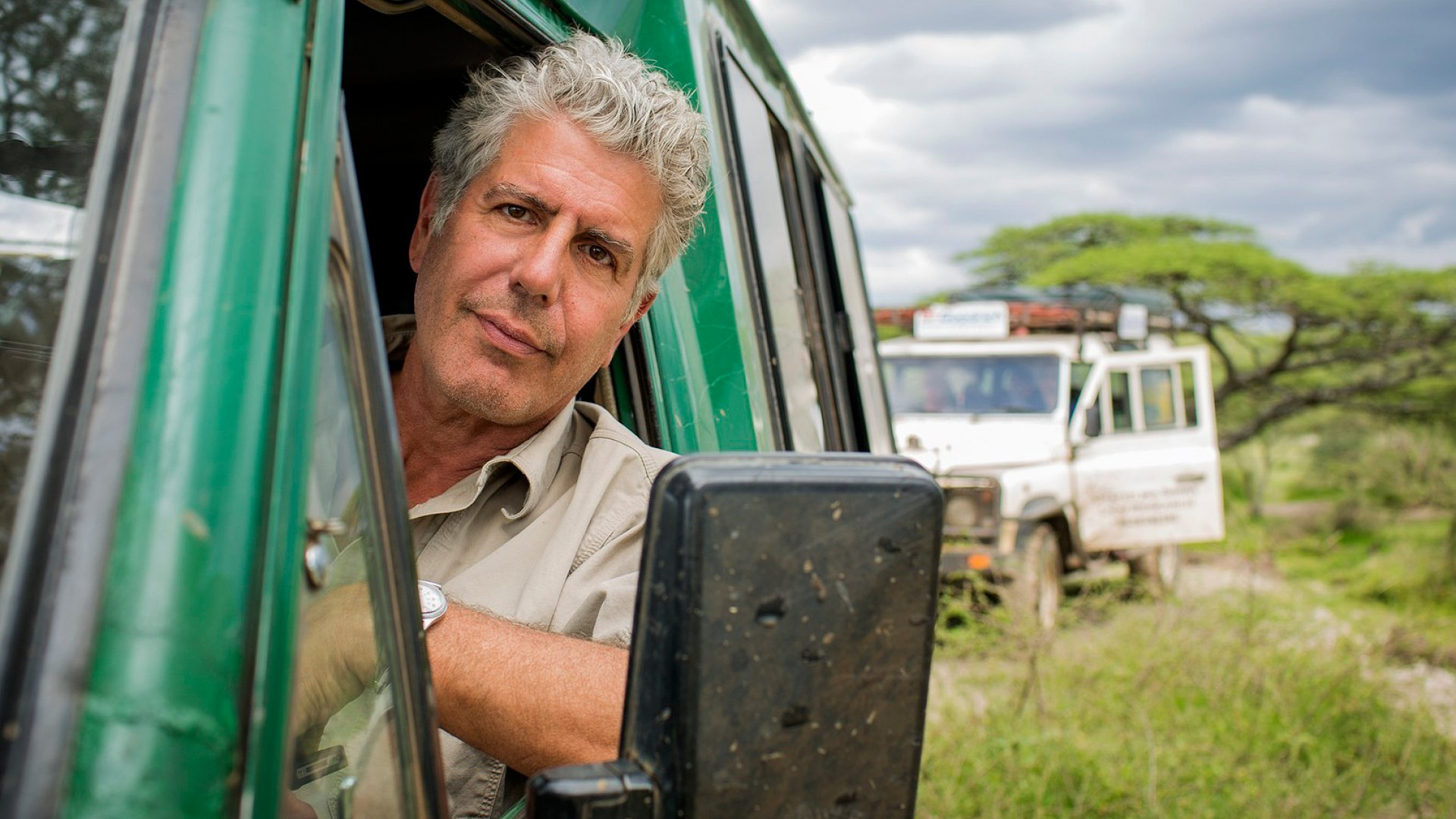 Partners Unknown: Anthony Bourdain Joins Forces With Travel Startup
