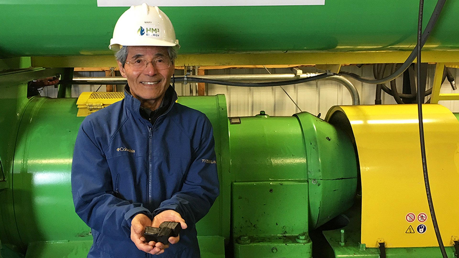 Hiroshi Morihara, founder of HM3.