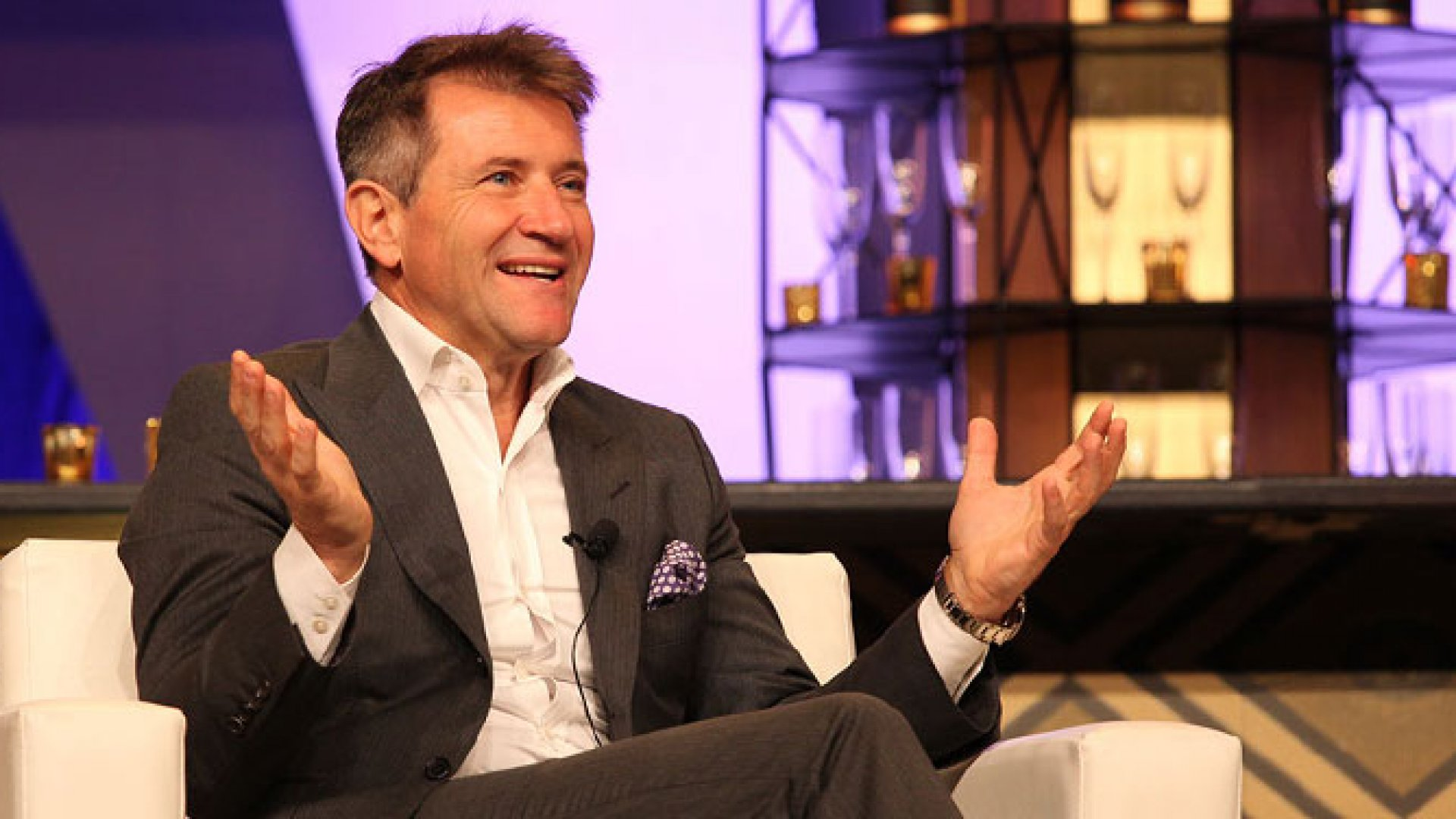 Shark Tank's Robert Herjavec Shares the Cybersecurity Trends You Need to Know About