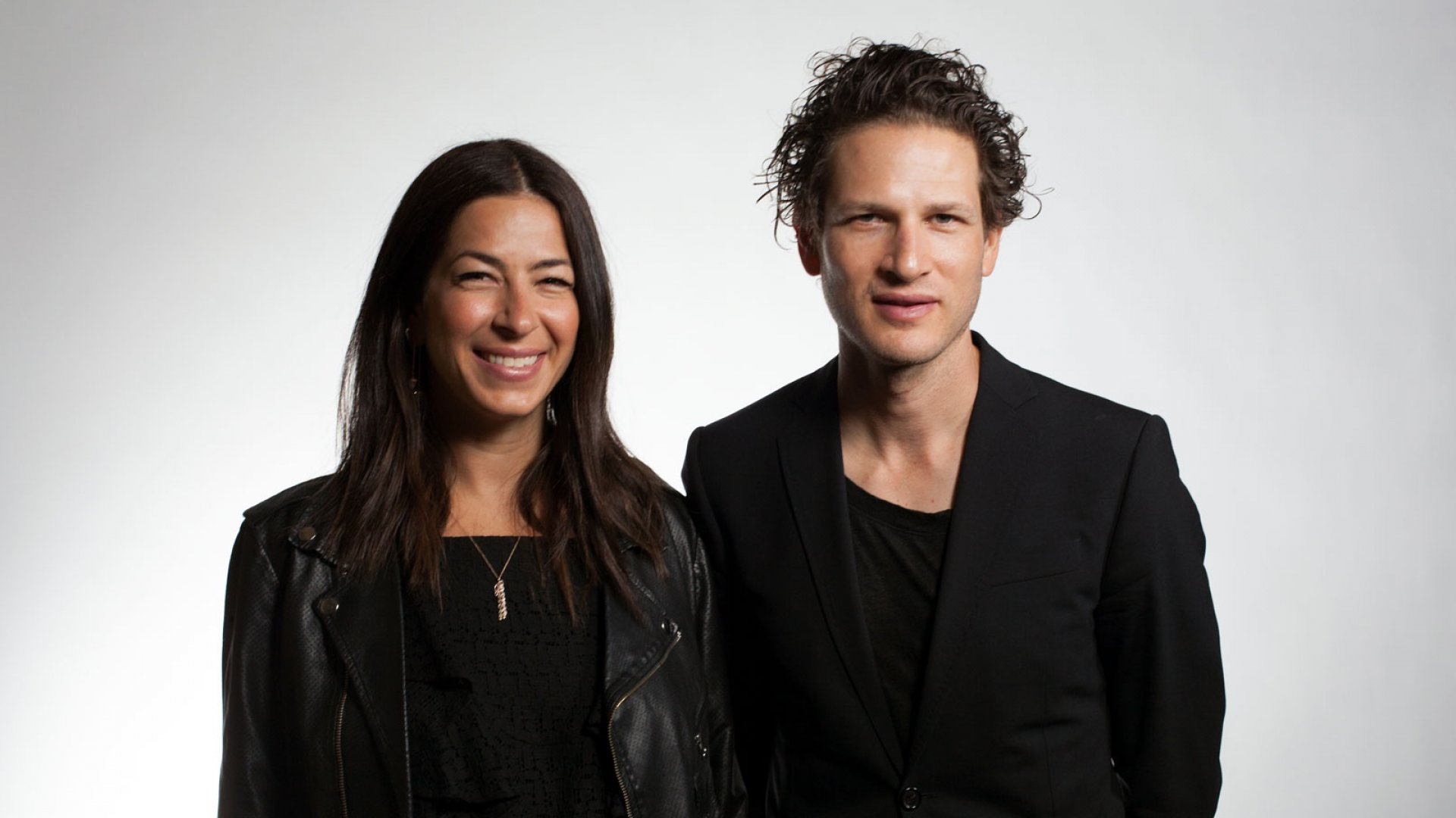Rebecca and Uri Minkoff.