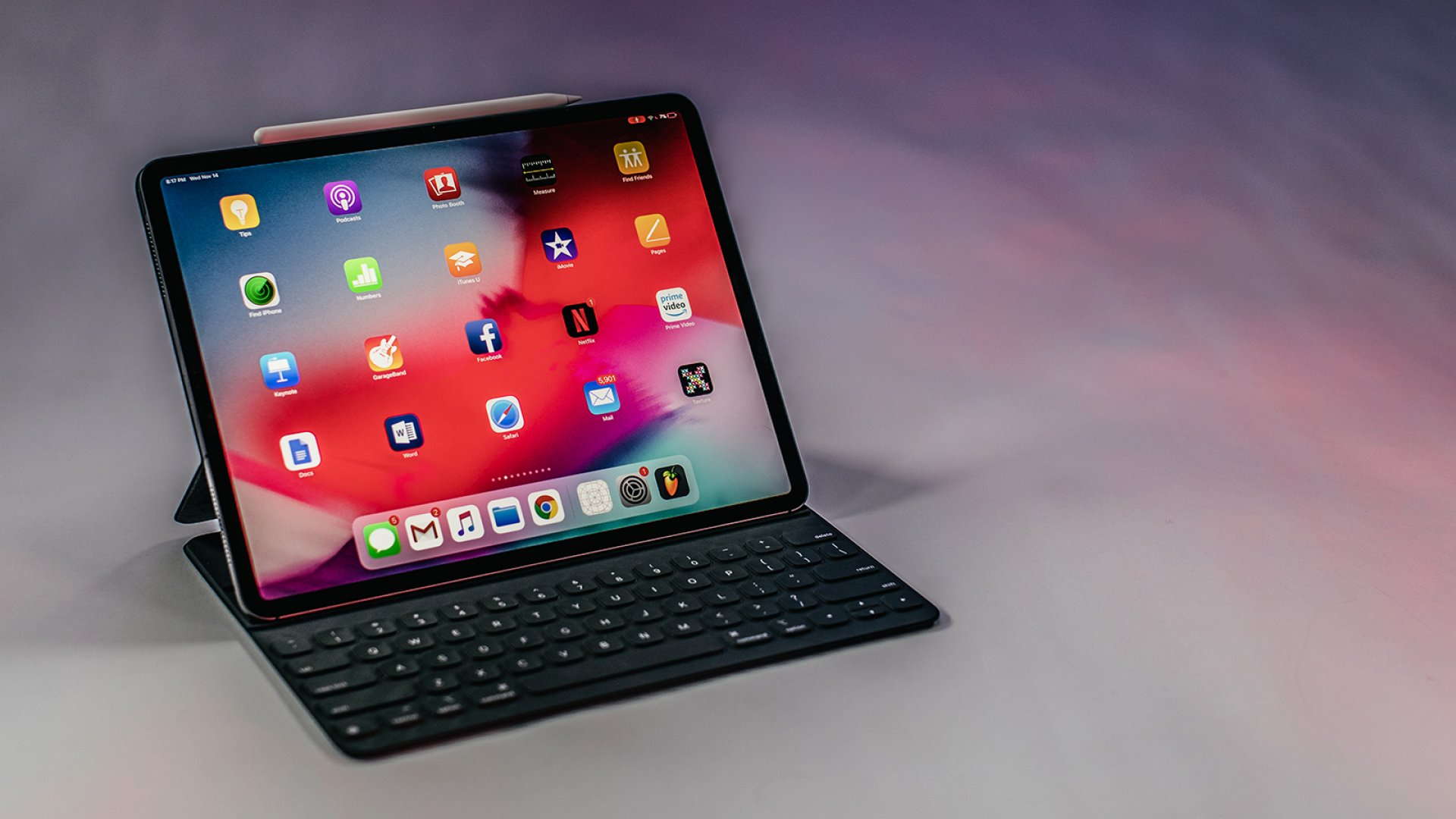 Apple has finally killed the laptop with its latest iPad Pro.