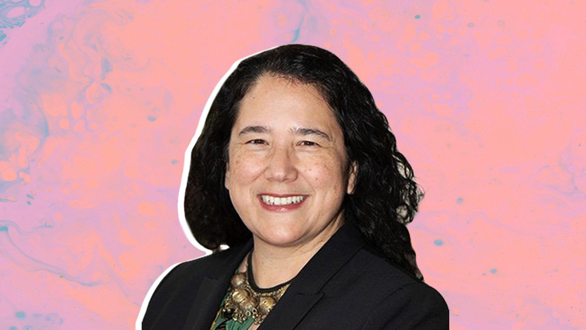Isabel Guzman.
