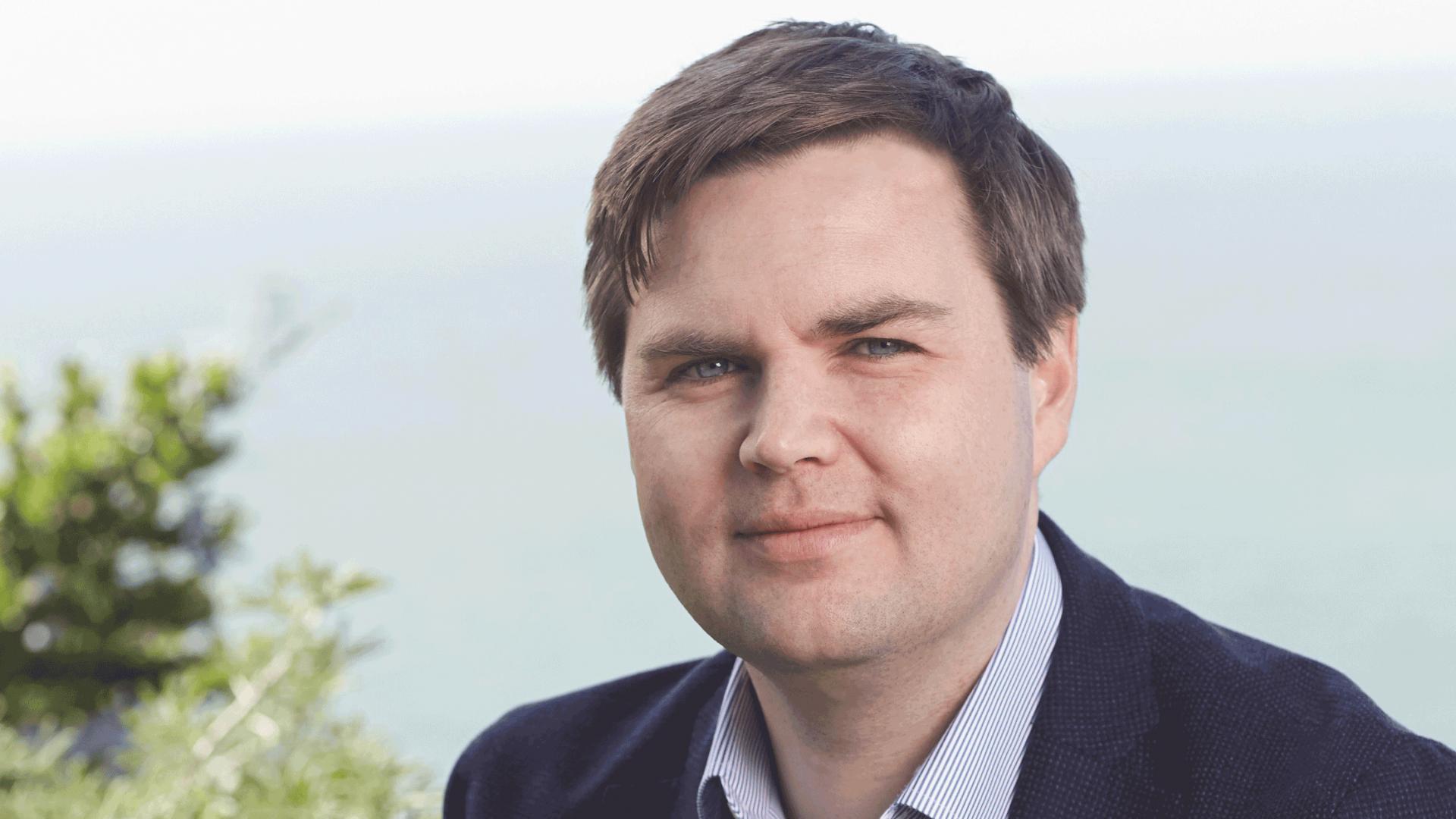 Venture capitalist and author J.D. Vance