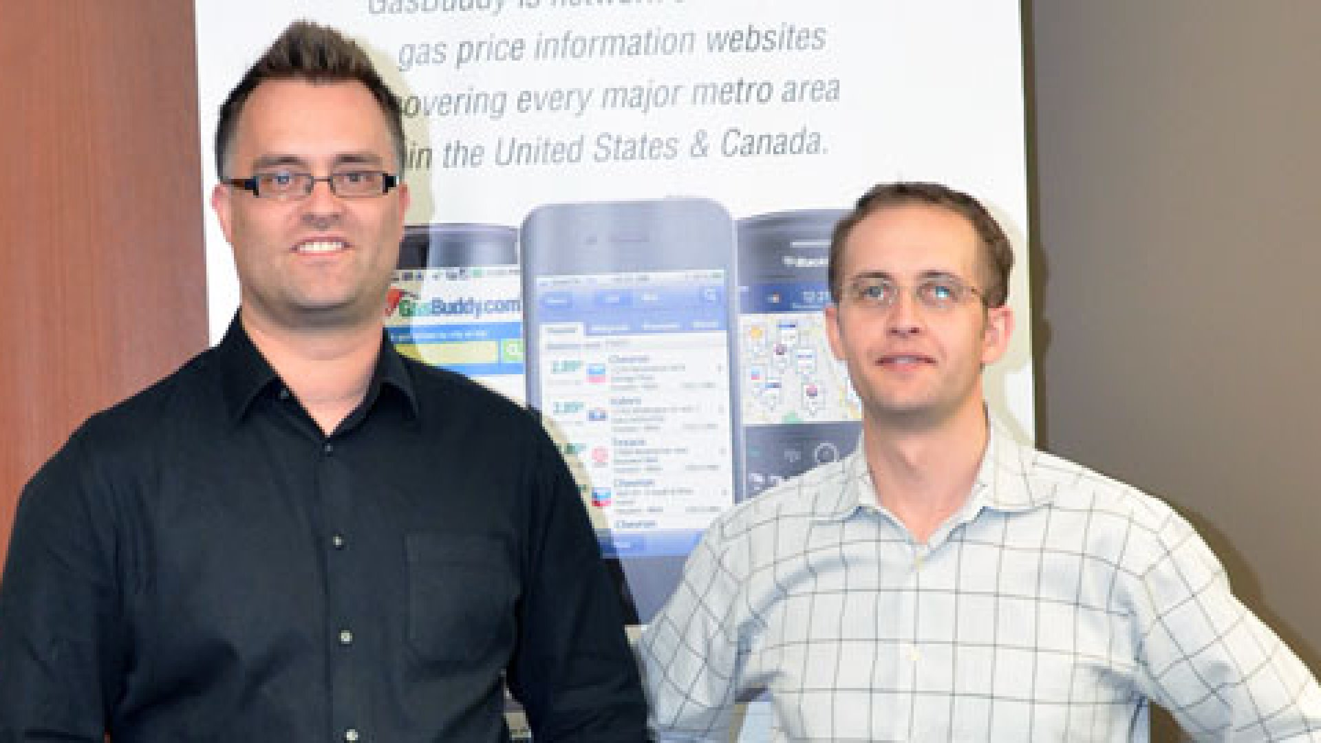 In 2009, Jason Toews and Dustin Coupal realized that their site's limitations could be corrected with a series of mobile apps. So the company launched Android and iPhone apps later that year, and they were instantly popular.
