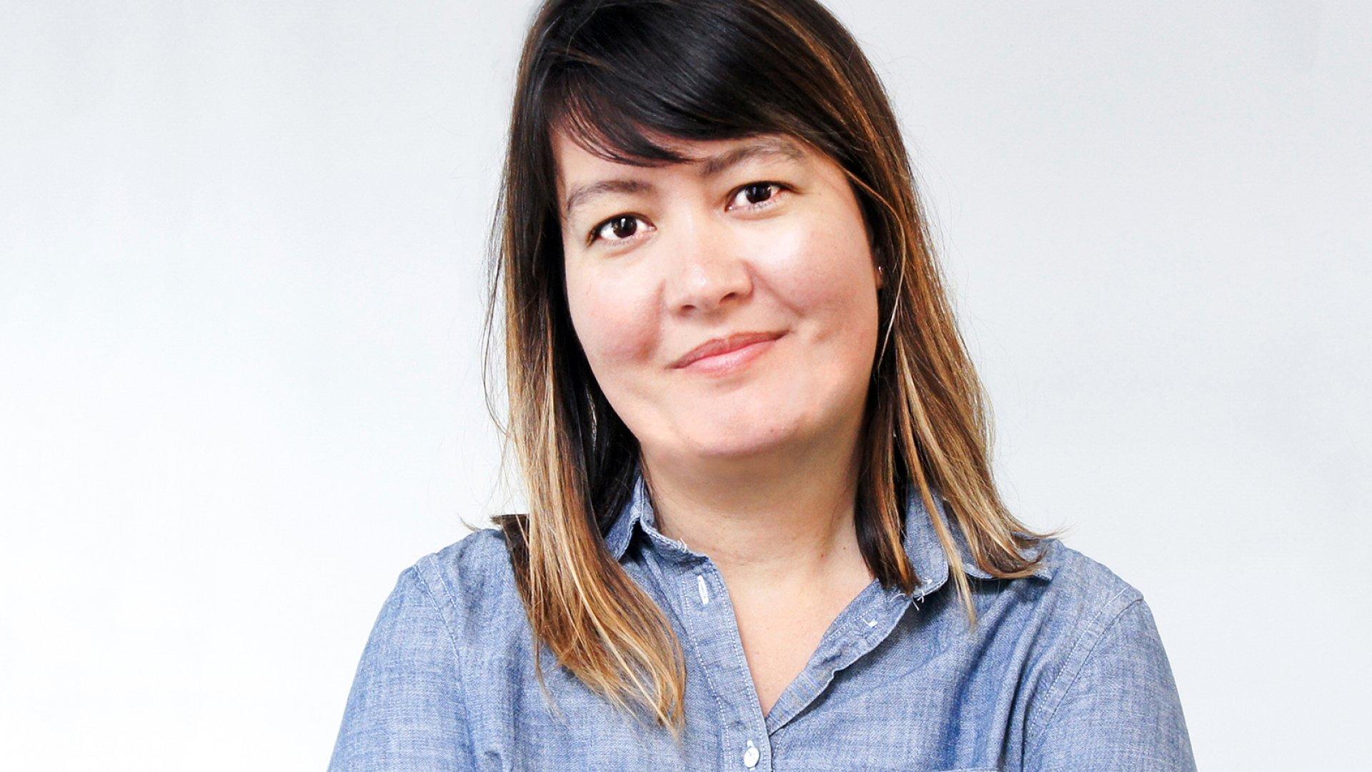 Policygenius co-founder Jennifer Fitzgerald.