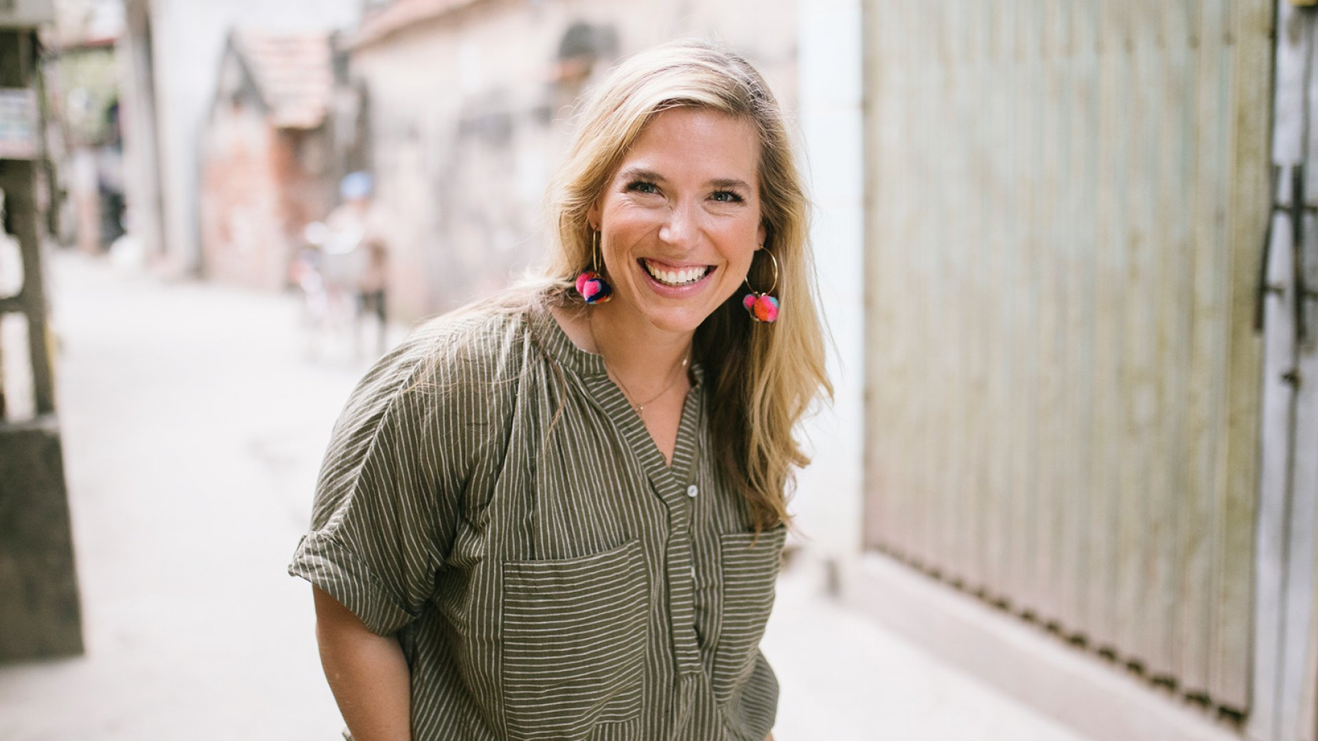 Noonday Collection founder Jessica Honegger.