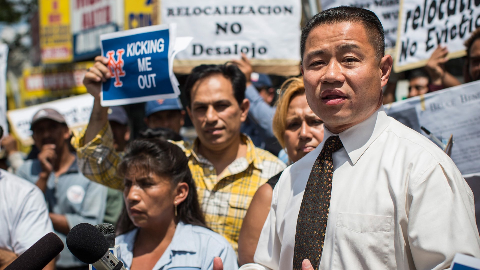 Full Interview: NYC Mayoral Candidate John Liu
