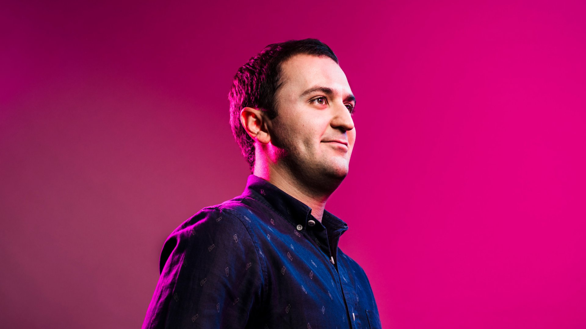 Lyft co-founder and president John Zimmer.