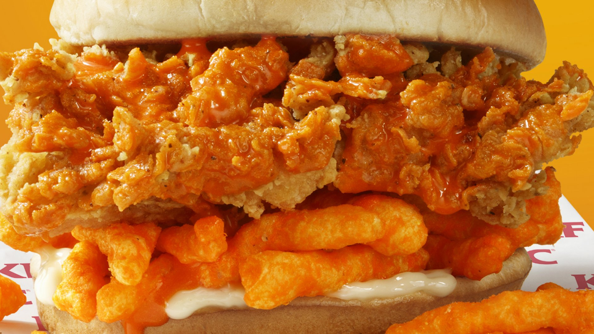 Cheetos in a Chicken Sandwich? Once Again, KFC Shows How PR Is Done Right