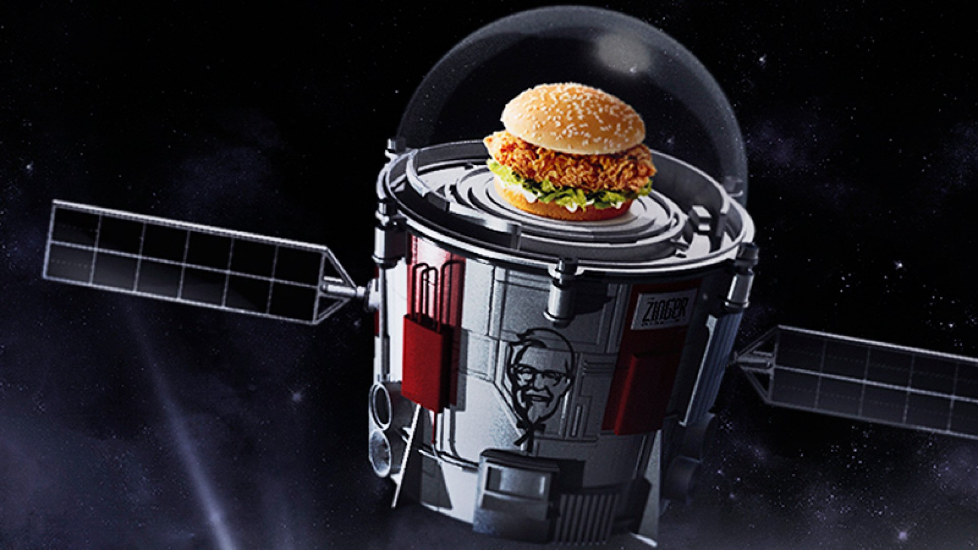 KFC's Latest Promotion Is Out of This World
