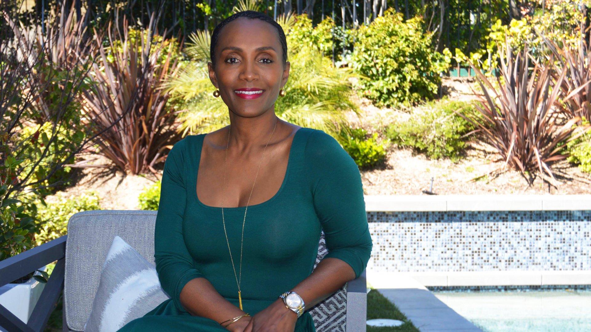 UnSun Cosmetics founder Katonya Breaux.