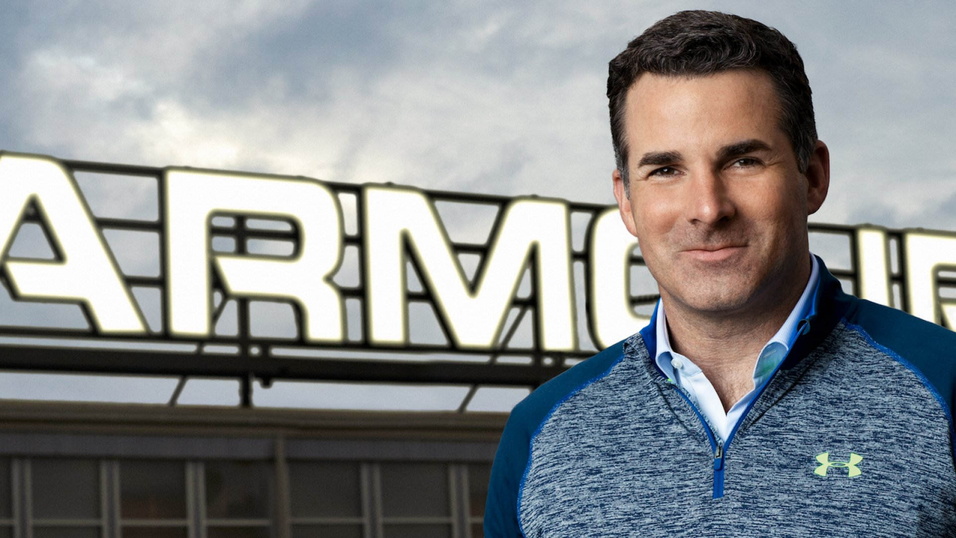 The Founder of Under Armour Has Big Plans for 'Made in the USA'