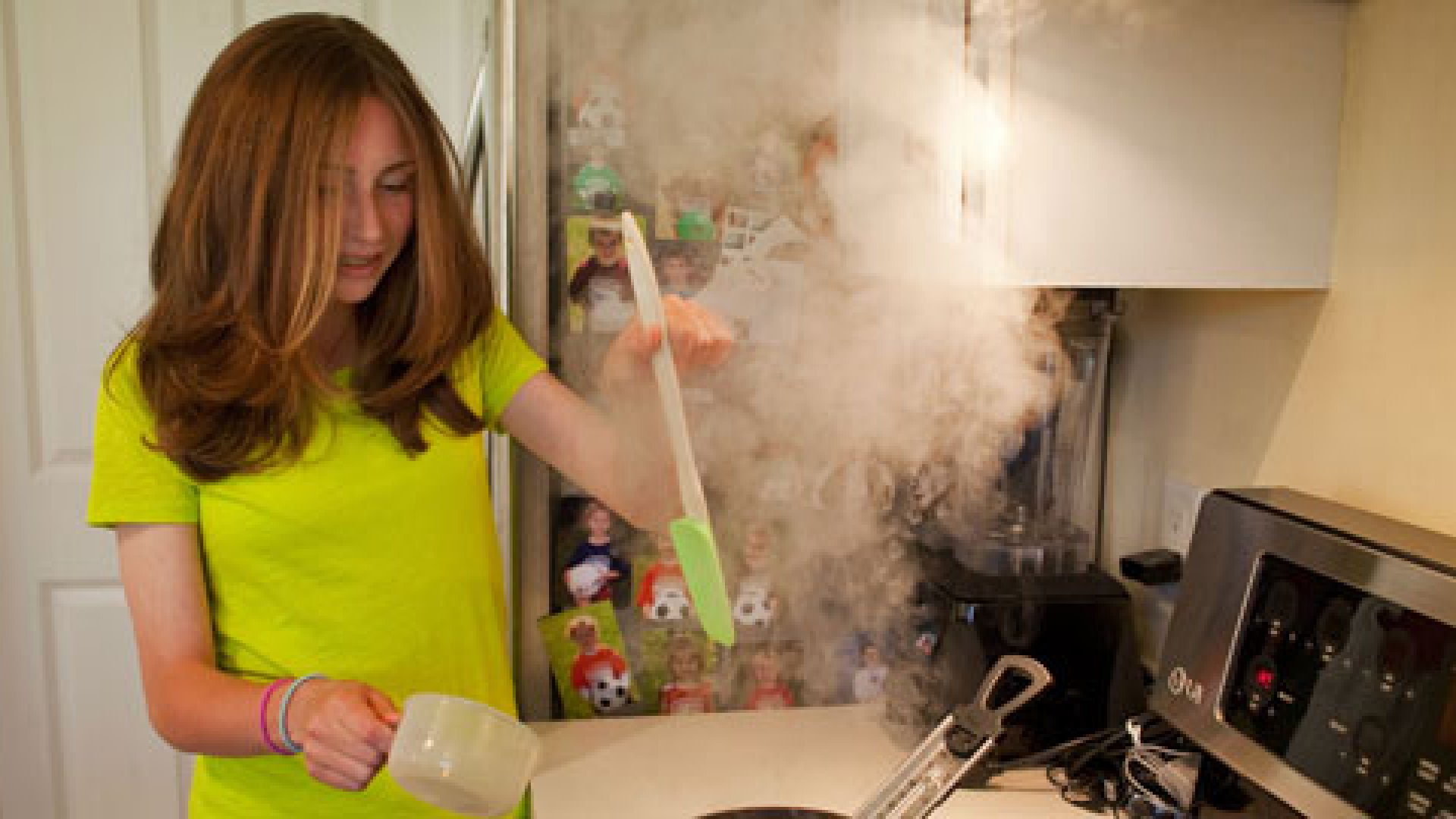 Mallory Kievman, the 13-year-old entrepreneur behind Hiccupops.