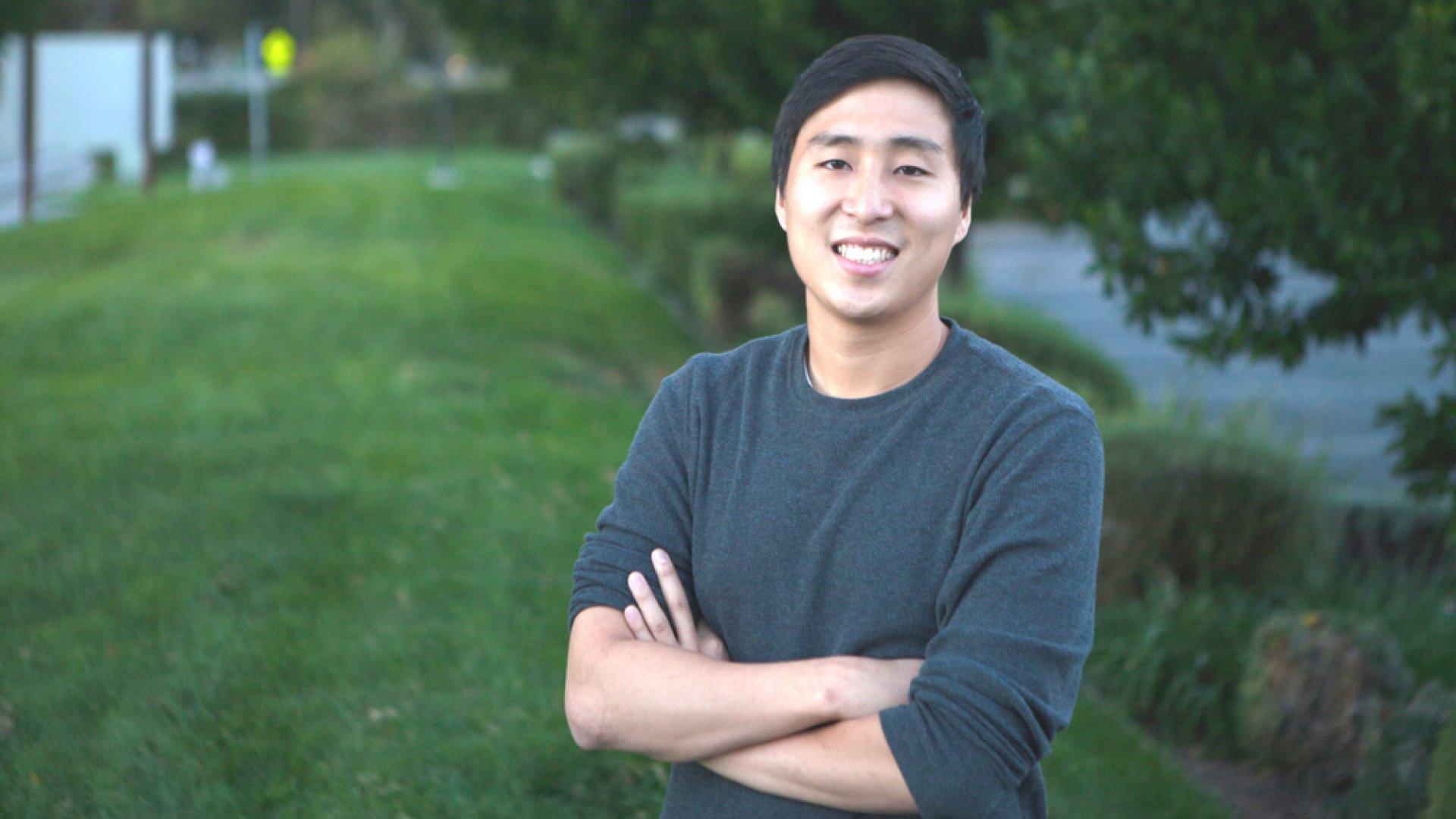 Kyu Lee, CEO of Wiselike.