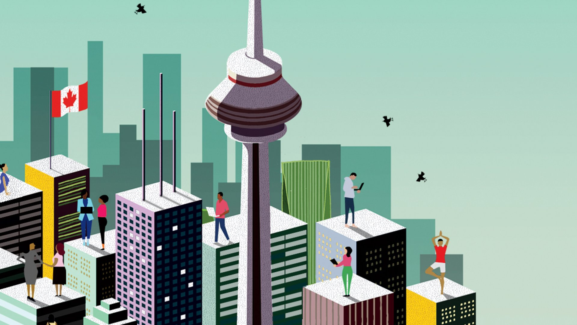 Want Your Startup to Succeed? Move to Toronto