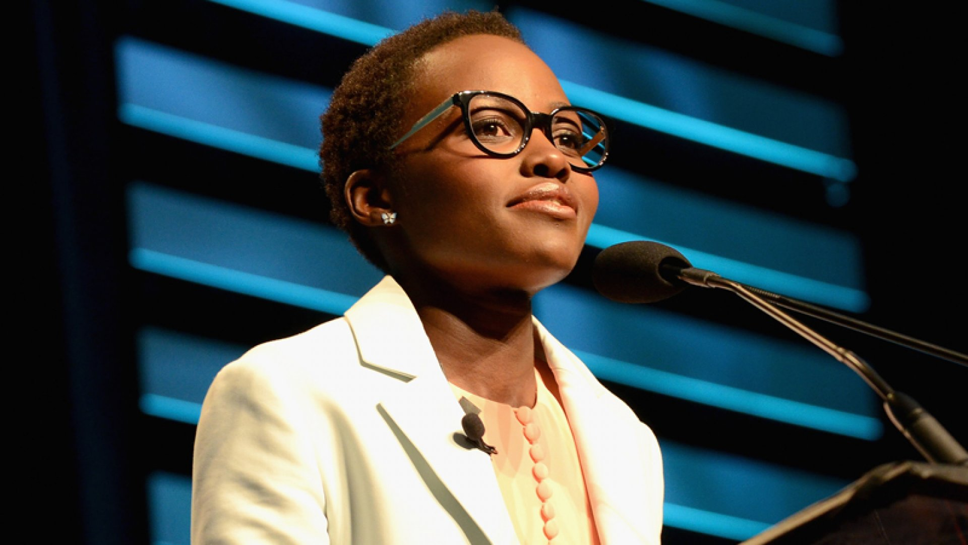 These 2 Books Inspired Lupita Nyong'o to Face Her Fears