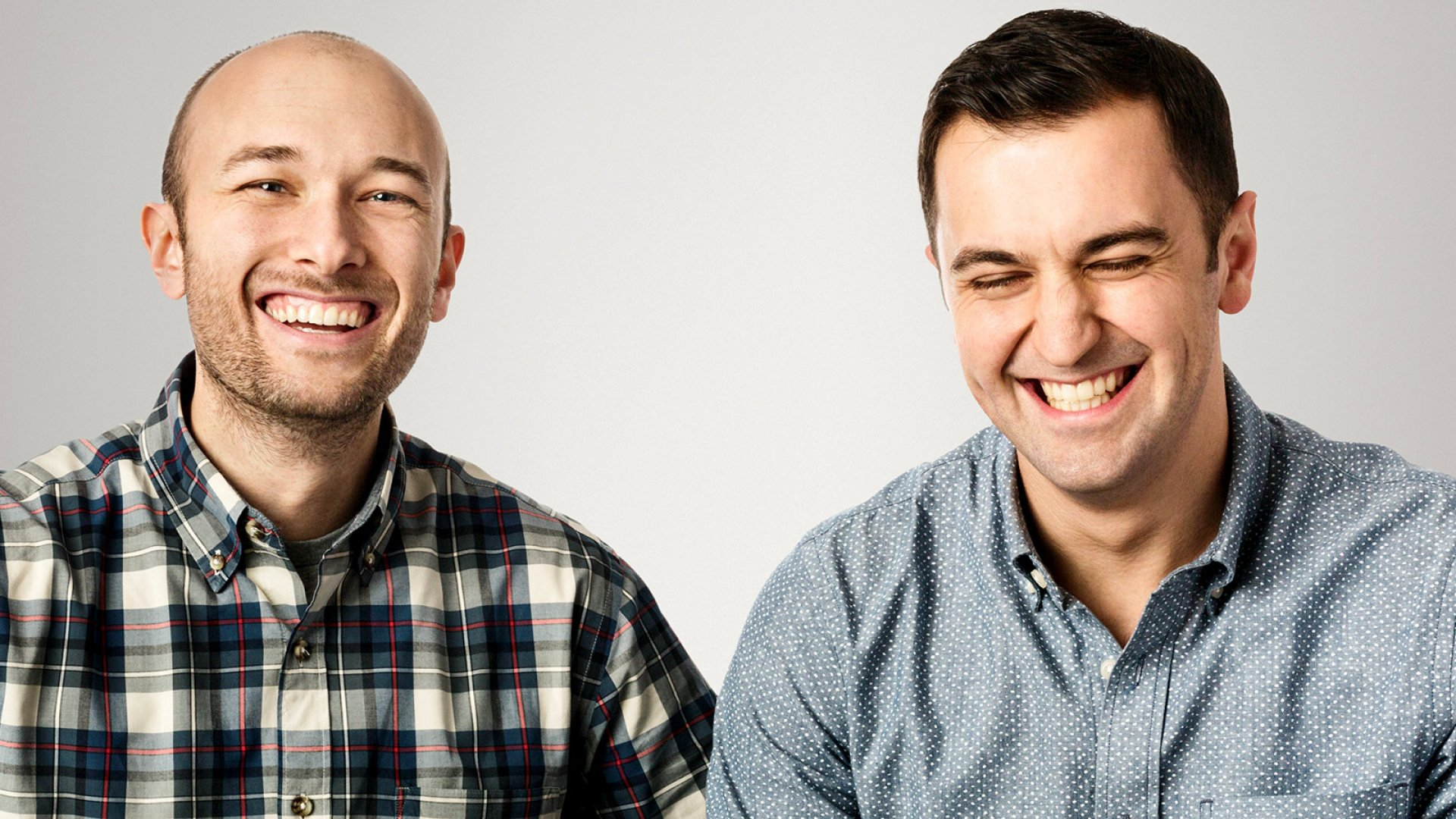 Logan Green and John Zimmer, co-founders of Lyft.