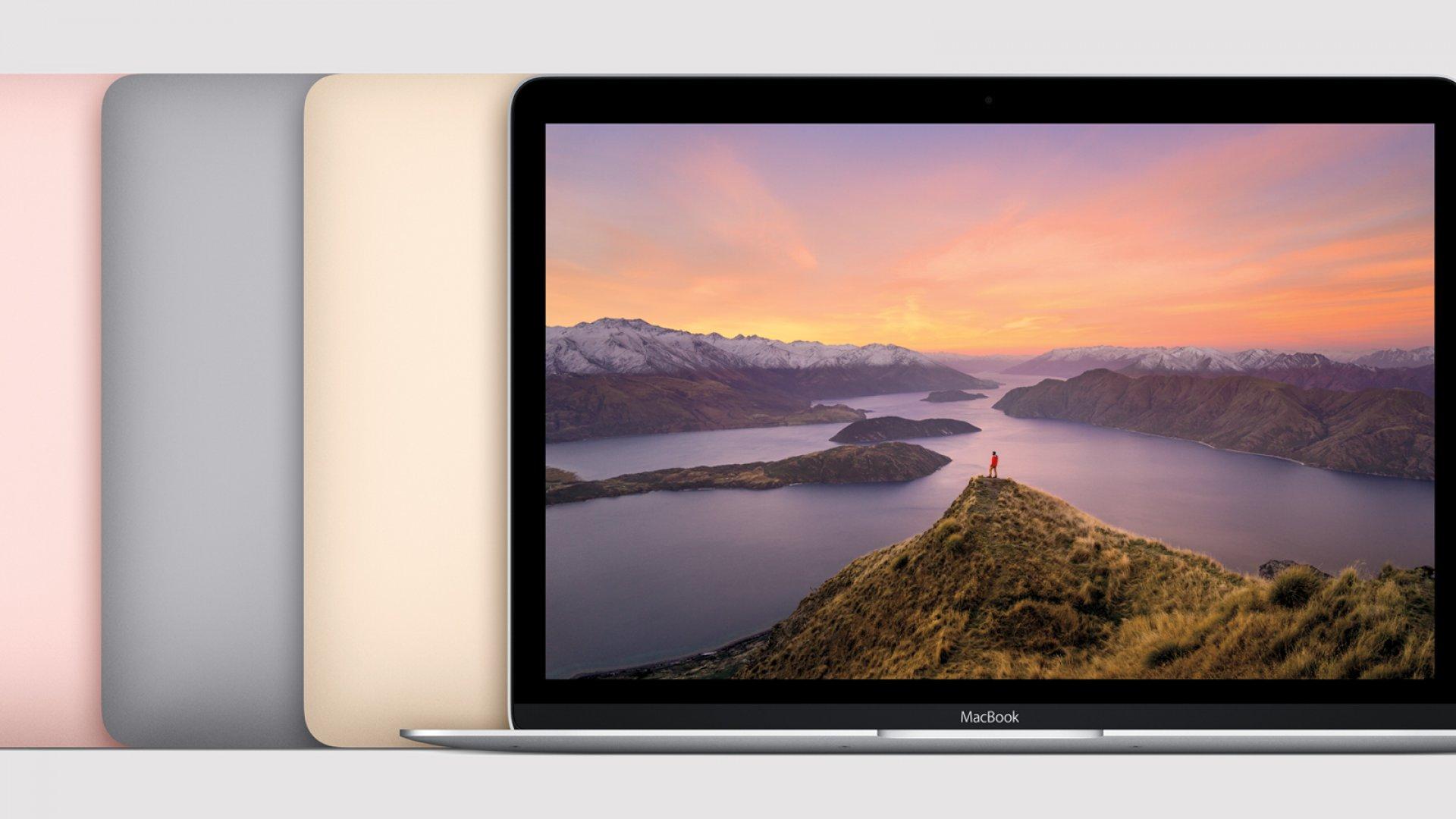 The Best Apple MacBook Ever Just Debuted