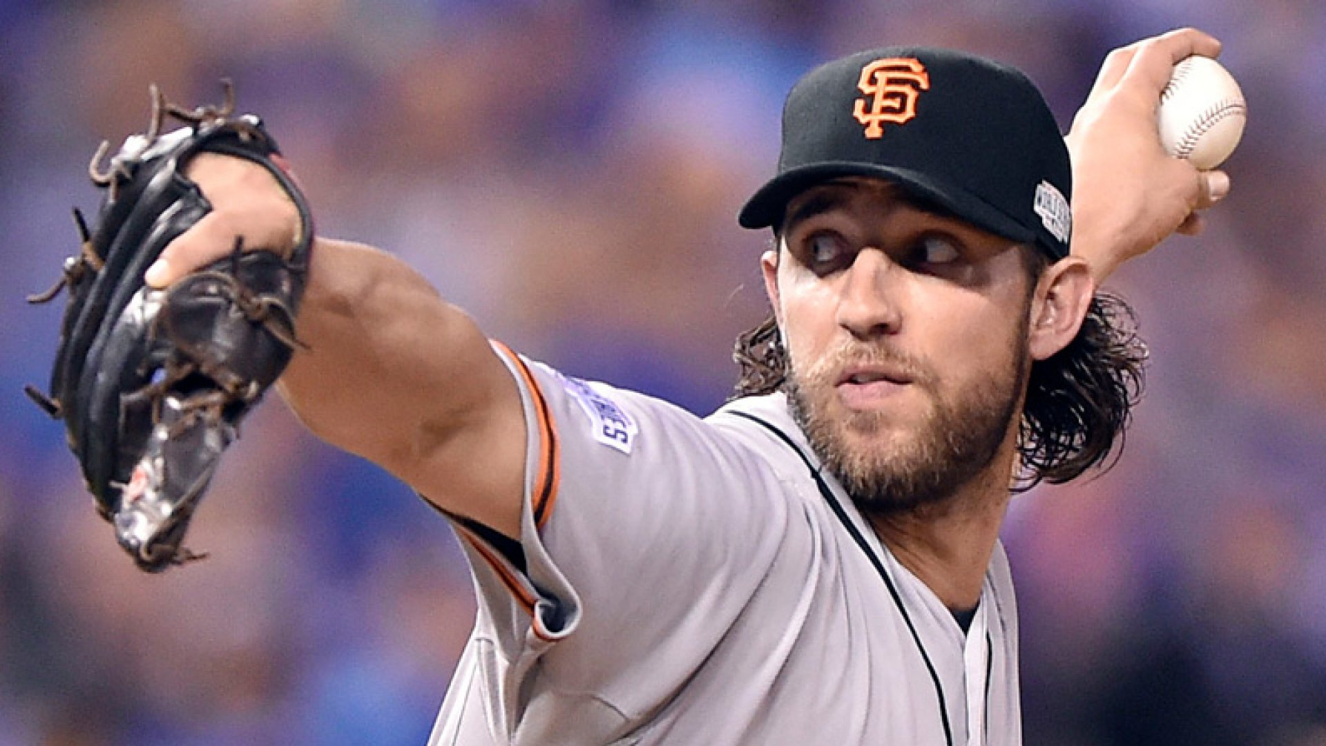 What You Can Learn About Rallying a Team From Madison Bumgarner