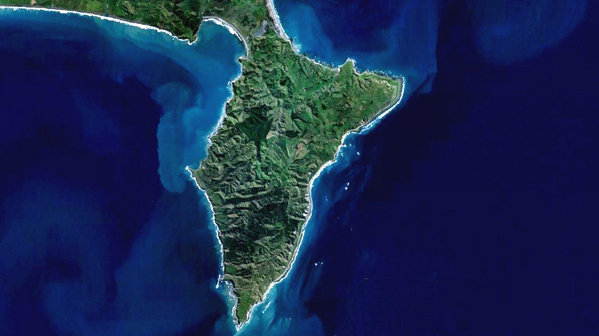 Mahia Peninsula.