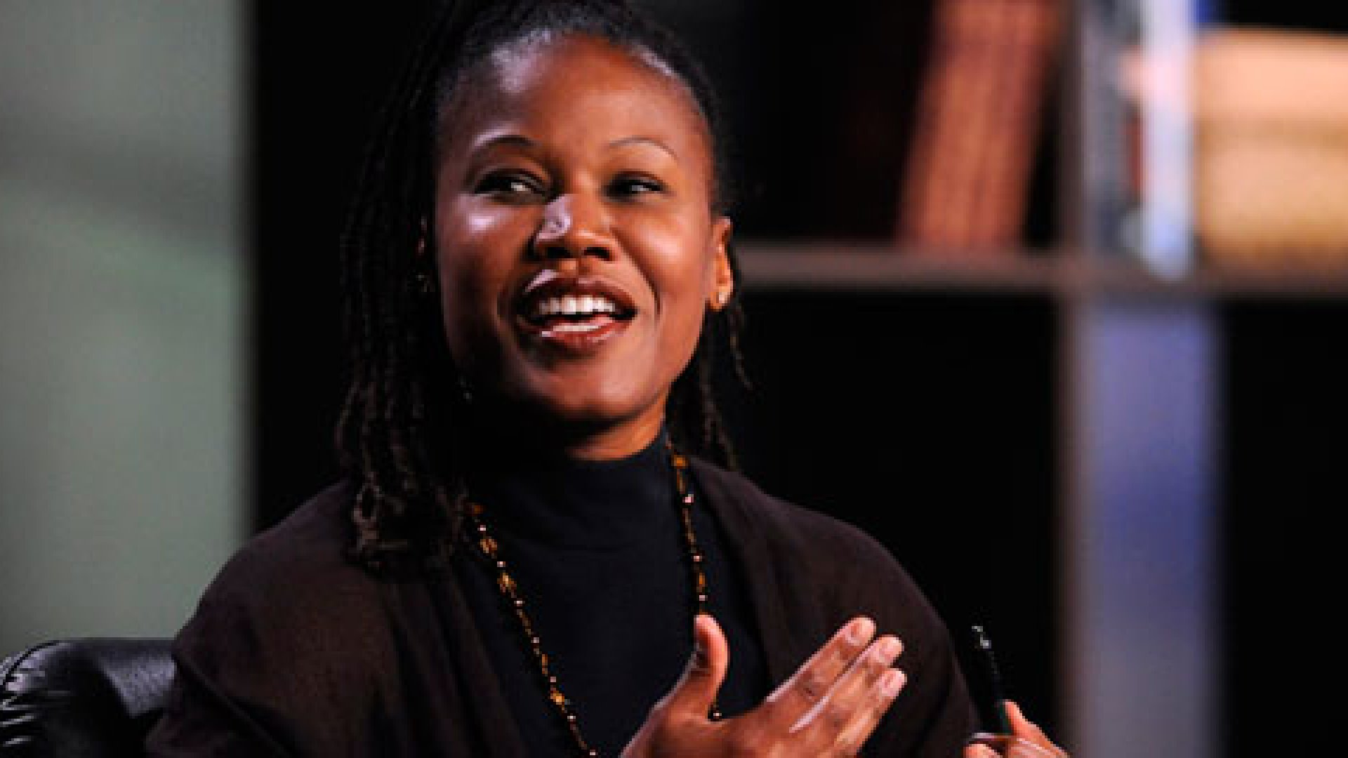 <strong>Nourishing our Cities:</strong> After stepping away from her nonprofit, Sustainable South Bronx, in 2008, Majora Carter has been seeking a new model for urban micro-agribusiness, with an eye toward healthier communities and satisfied investors.