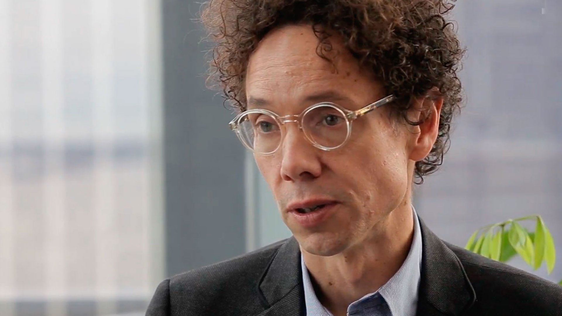 Malcolm Gladwell on Why You Need Adversity to Succeed