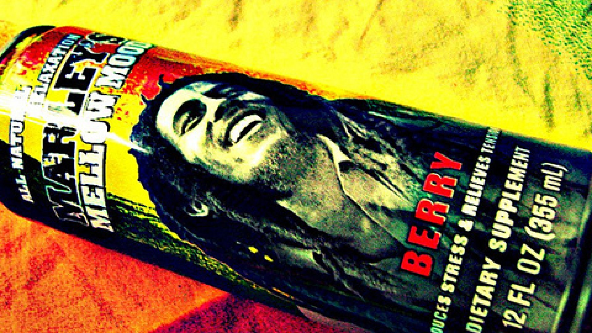 Marley's Mellow Mood is a line of 100% natural relaxation beverages created in partnership with the Marley family.