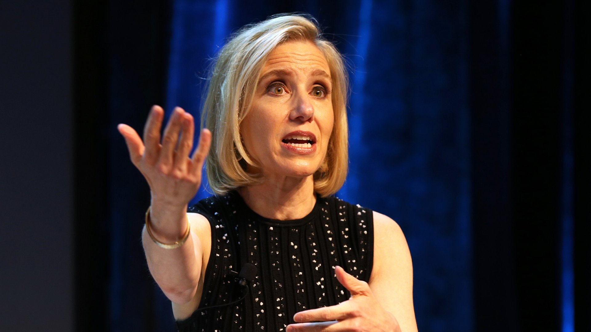 Marne Levine, the COO of Instagram.
