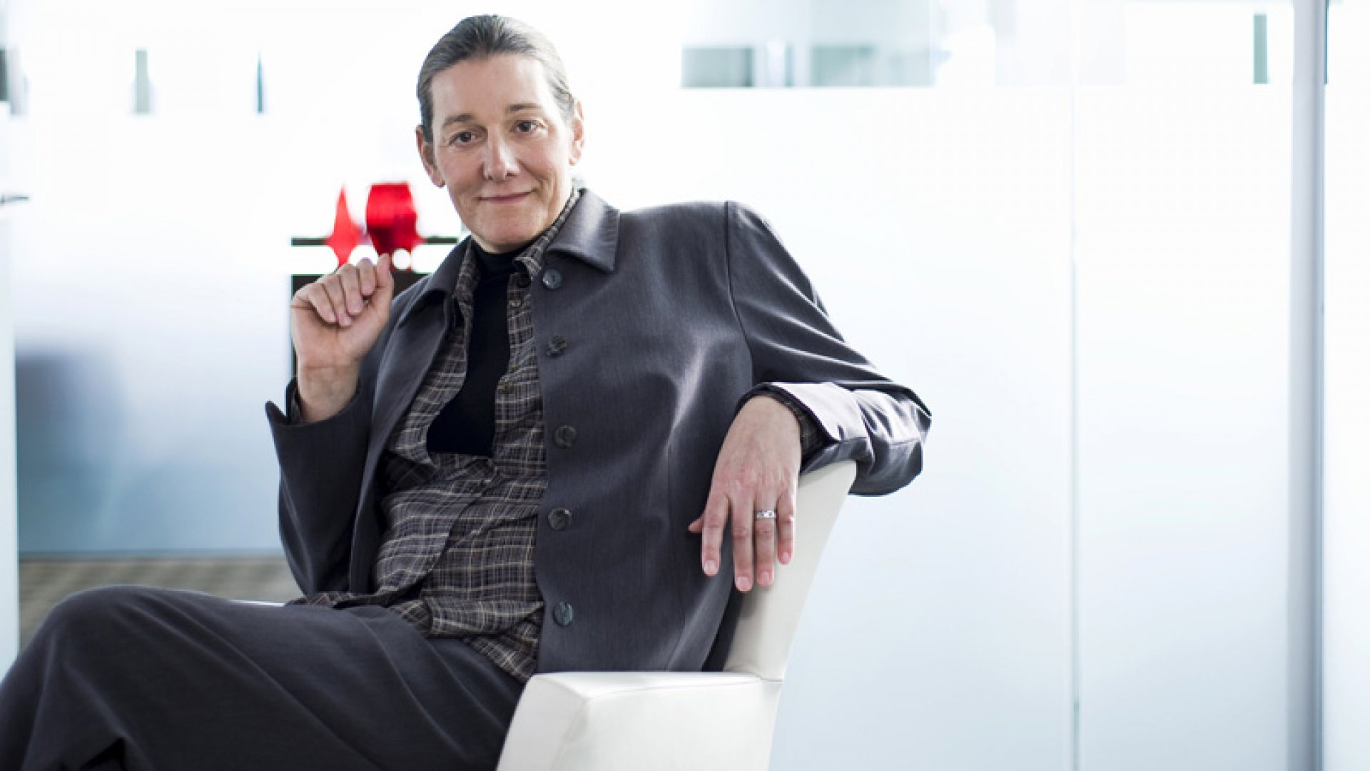 The Highest-Paid Female CEO is a Transgender Founder (Who Built a Robot Version of Her Wife)