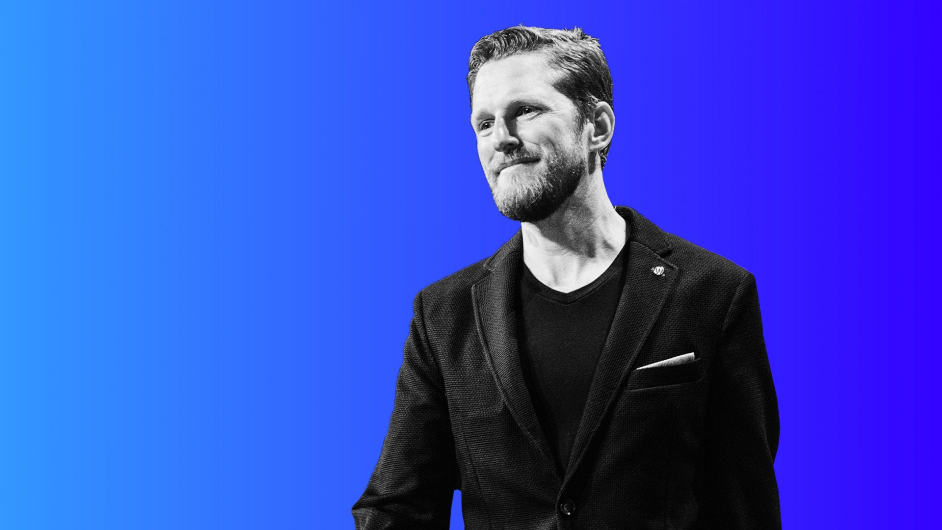 Serial entrepreneur Matt Mullenweg