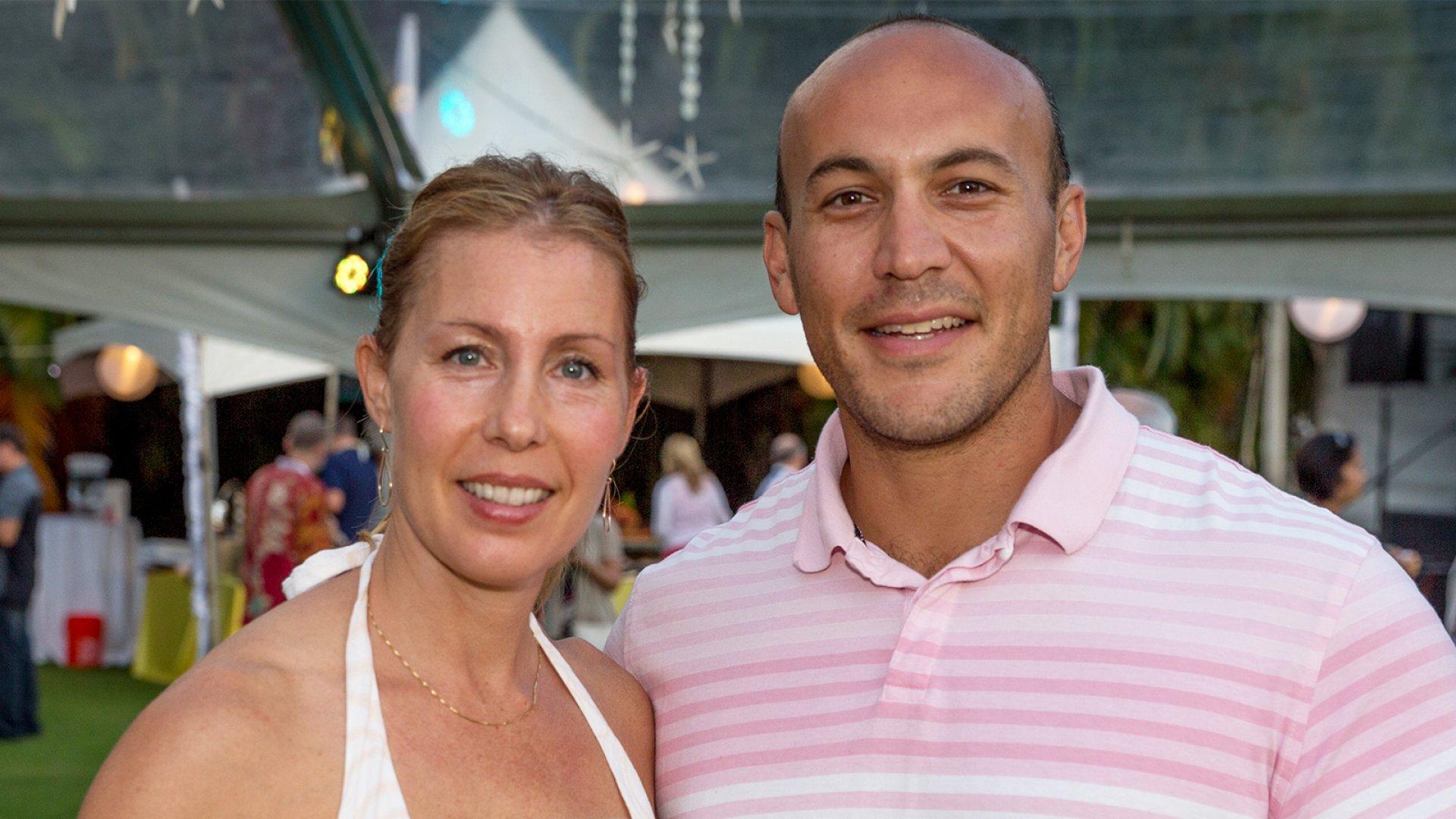 Maui Brewing Company co-founders Melanie (left) and Garrett Marreo.