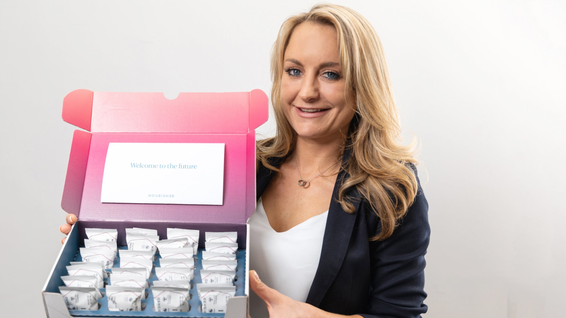 This Candy Entrepreneur Wants to Disrupt the Supplement Industry--Using 3-D Printers