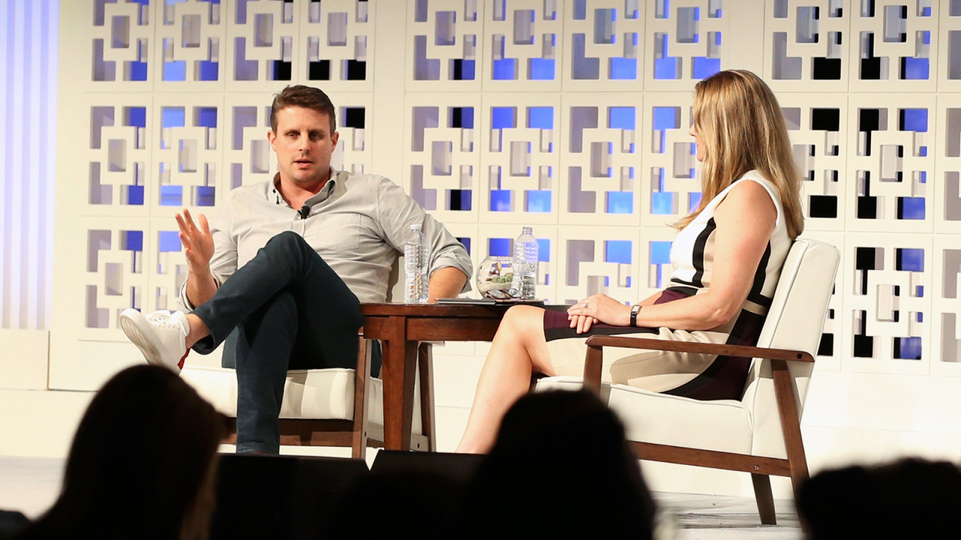 Dollar Shave Club co-founder and CEO Michael Dubin speaks with Inc.'s Kris Frieswick at the Inc. 5000 Conference.