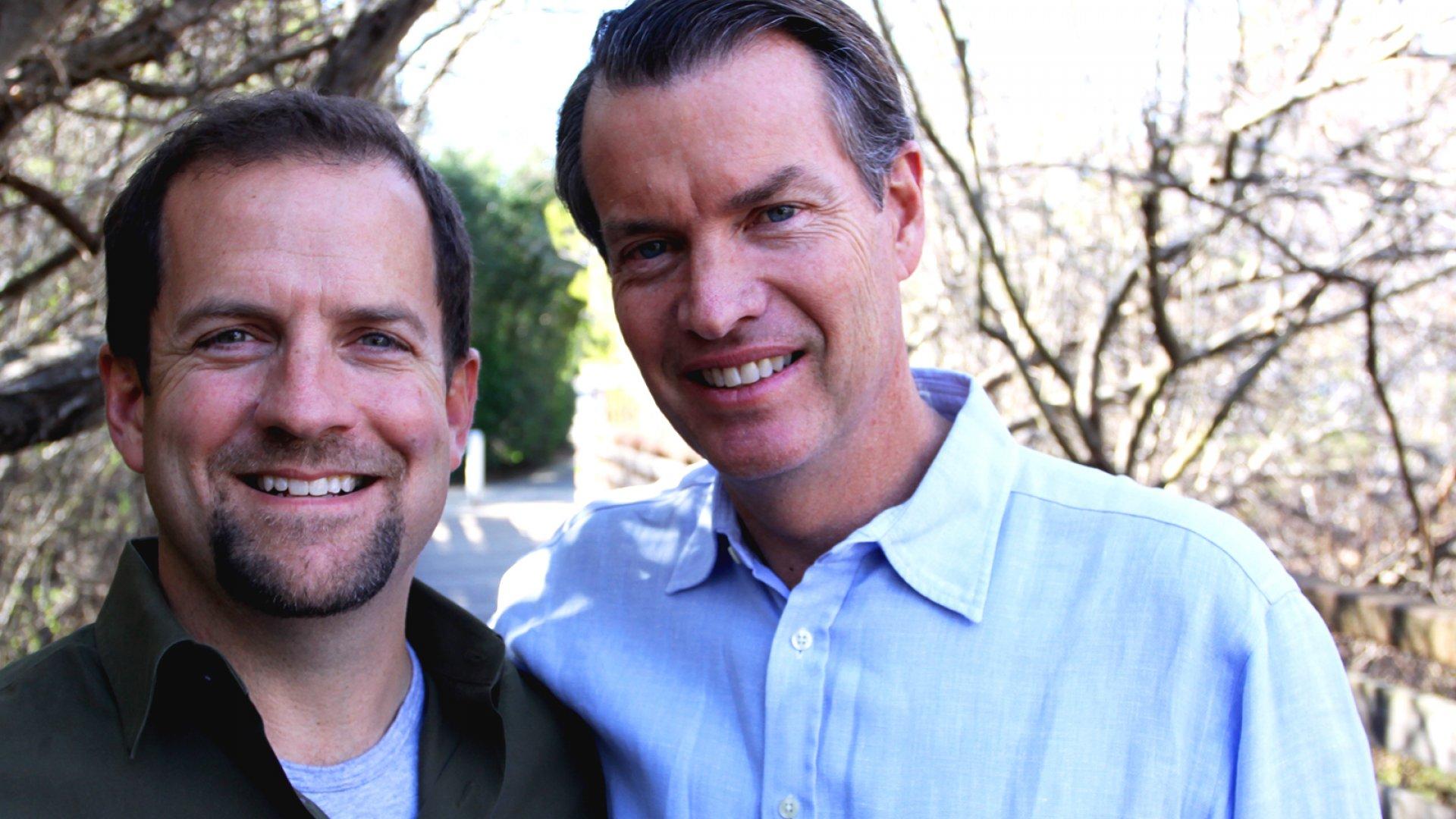 Rick Stollmeyer and Robert Murphy.