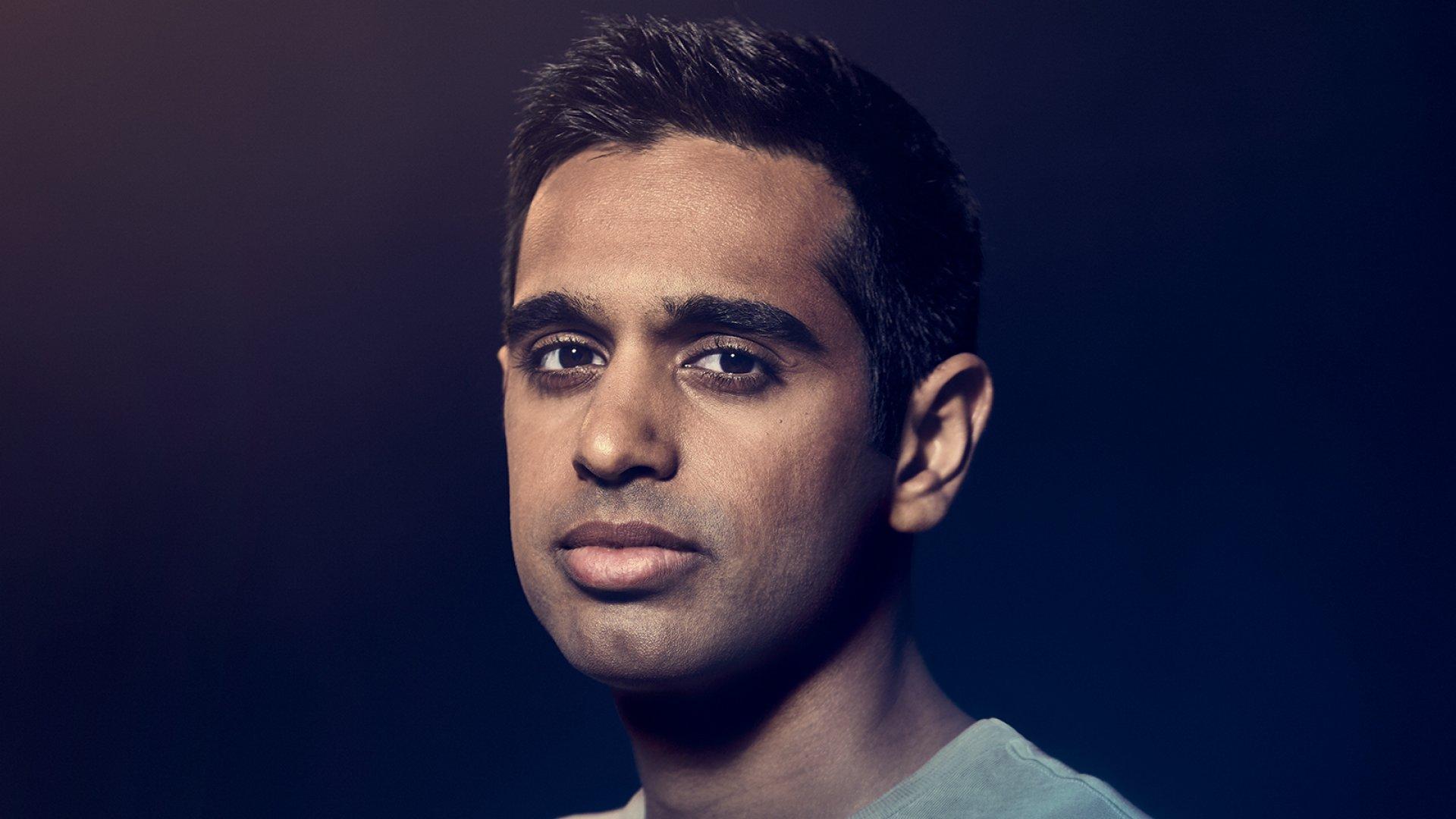 Mixpanel founder Suhail Doshi.